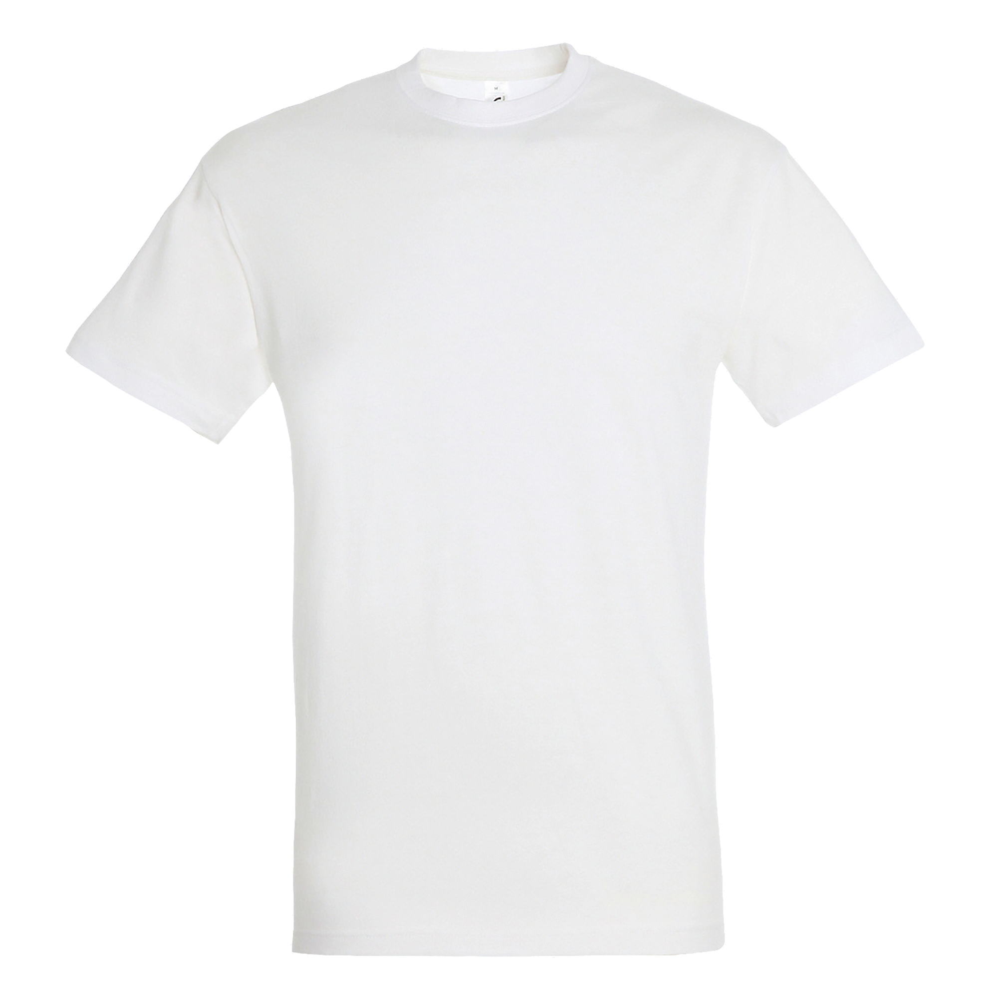 SOLS Mens Regent Short Sleeve T-Shirt (3XL) (White)