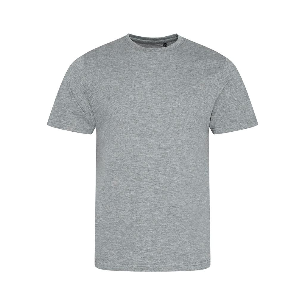 AWDis Mens Tri Blend T Shirt (Extra Large) (Heather Grey)