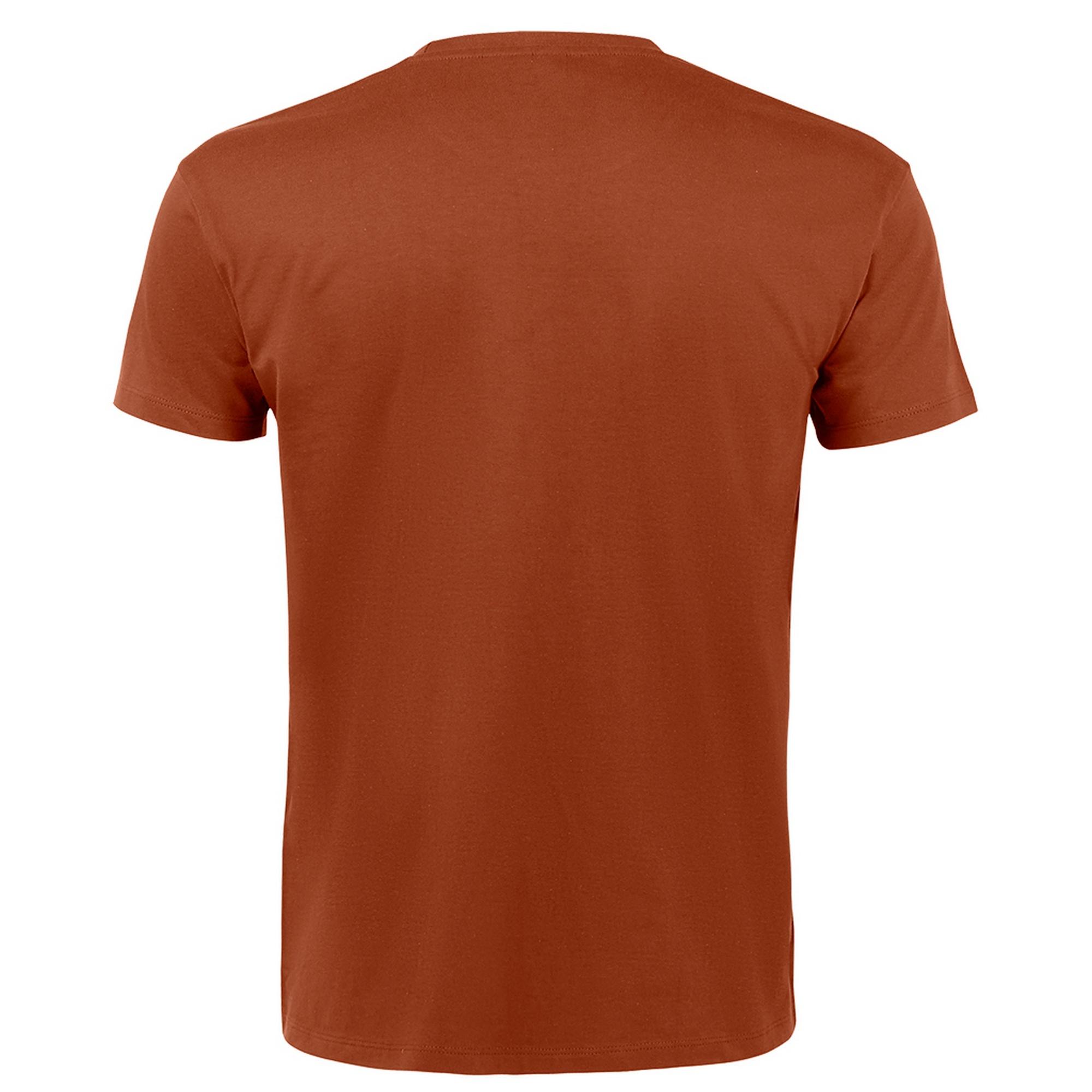 SOLS Mens Imperial Heavyweight Short Sleeve T-Shirt (L) (Emerald)