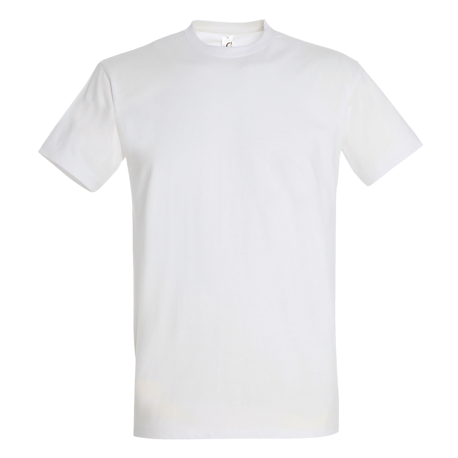 SOLS Mens Imperial Heavyweight Short Sleeve T-Shirt (XS) (White)