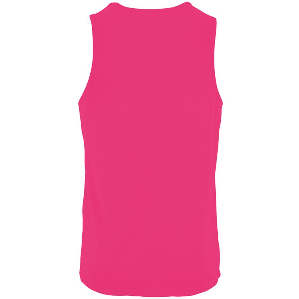 0d6e06e208 SOLS - Camiseta deportiva sin mangas modelo Sporty para hombre ...