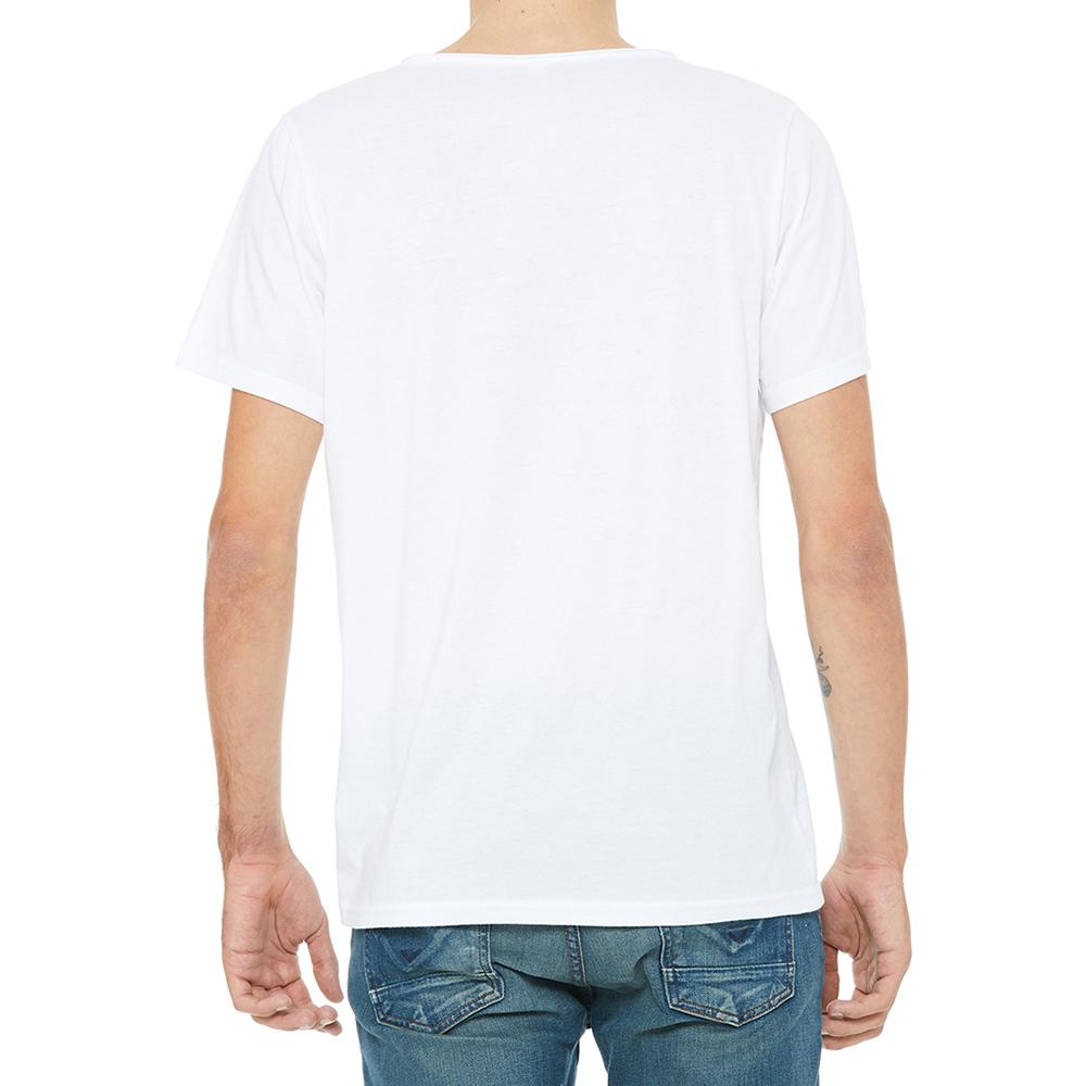 Bella-Canvas-Unisex-Raw-Neck-T-Shirt-PC2934 thumbnail 9