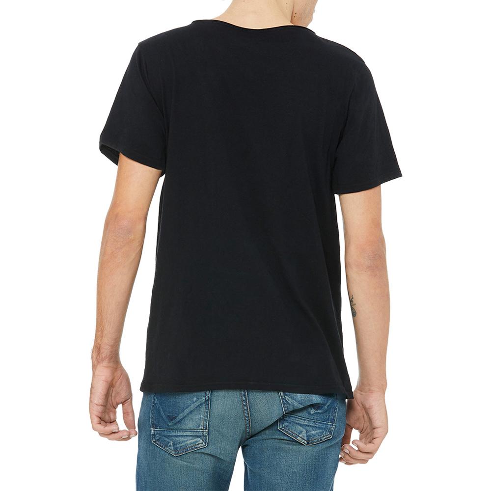 Bella-Canvas-Unisex-Raw-Neck-T-Shirt-PC2934 thumbnail 3
