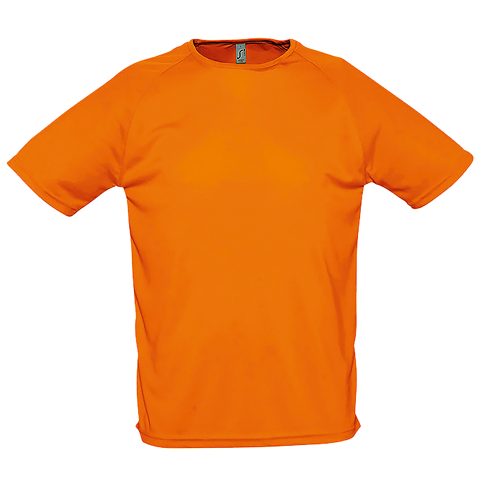 SOLS Mens Sporty Short Sleeve Performance T-Shirt (S) (Neon Pink)