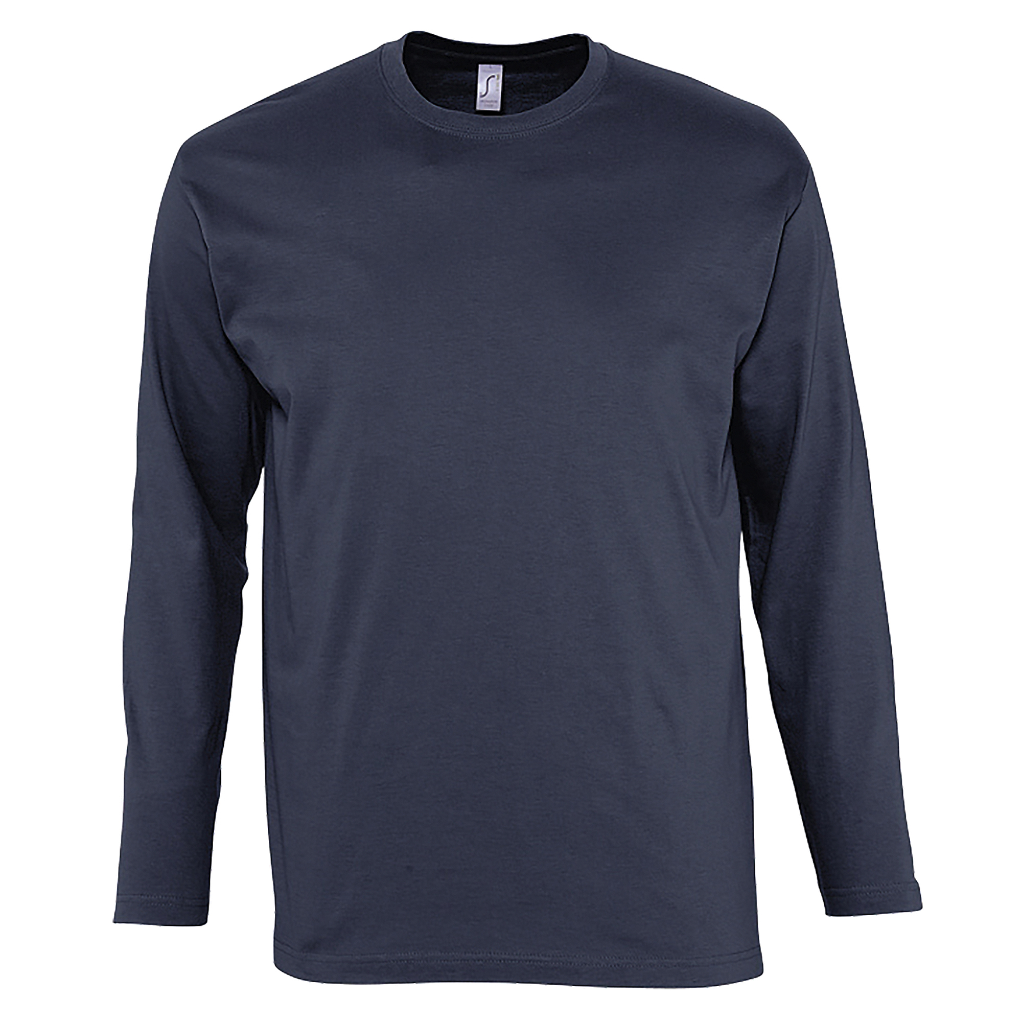 SOLS Mens Monarch Long Sleeve T-Shirt (M) (Kelly Green)