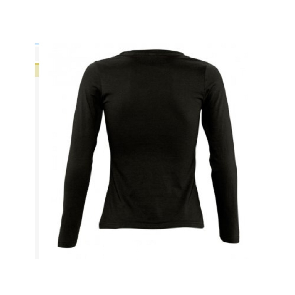 SOLS-Womens-Ladies-Majestic-Long-Sleeve-Coloured-Cotton-T-Shirt-PC314 miniatura 26