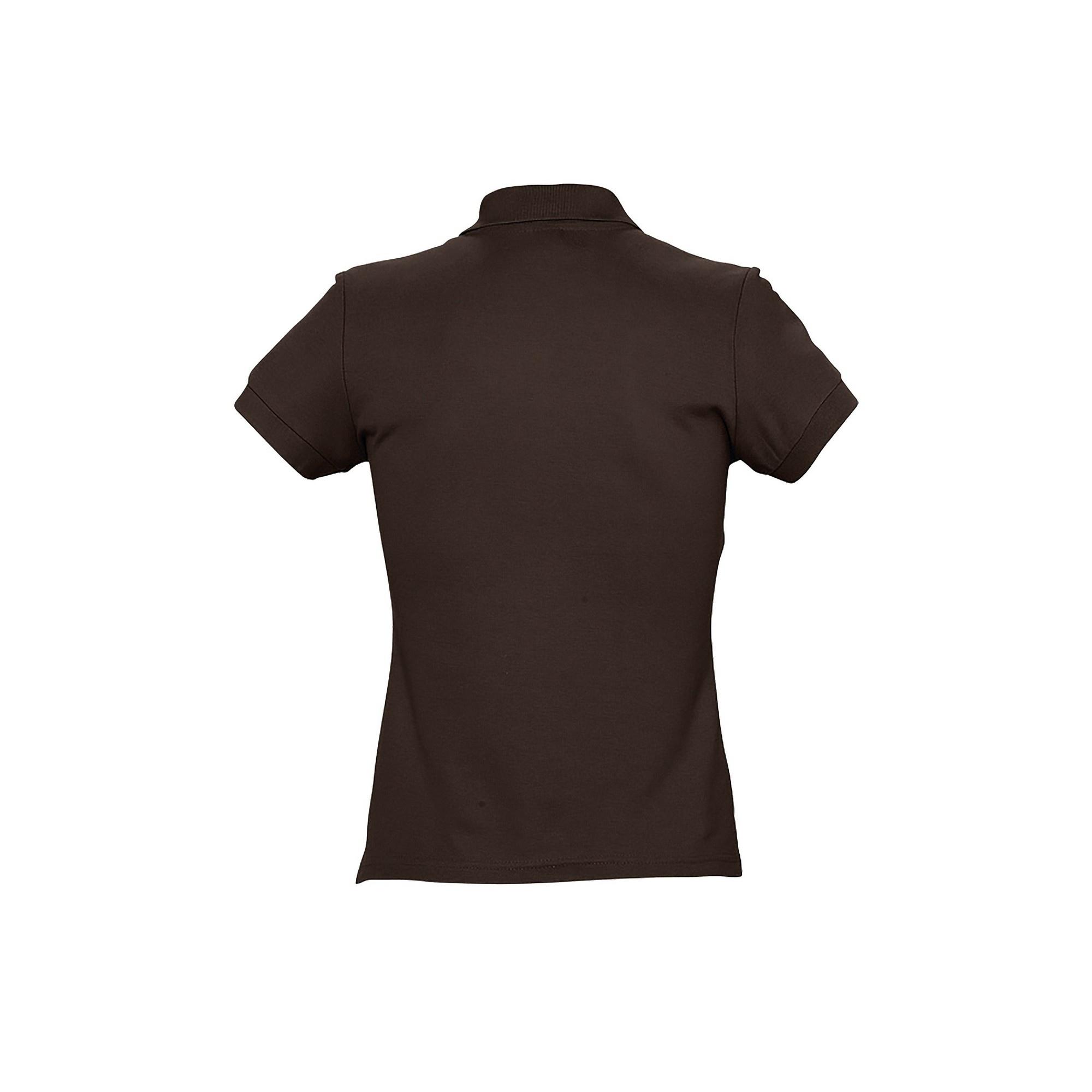 miniature 37 - SOLS Passion - Polo 100% coton à manches courtes - Femme (S-2XL) 16 (PC317)