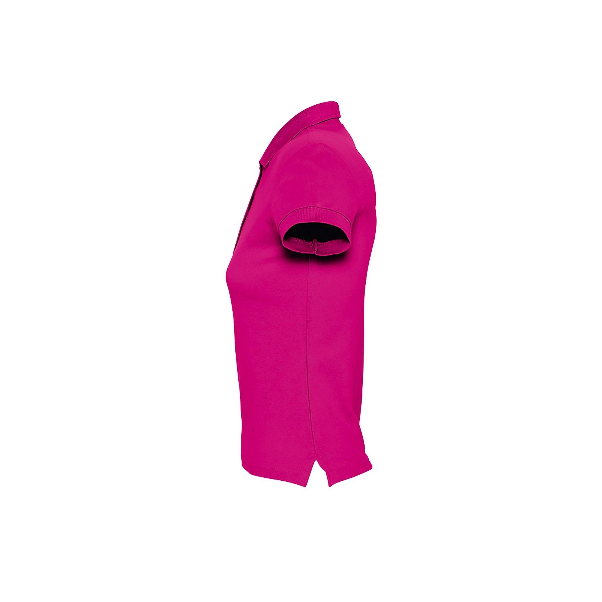 miniature 47 - SOLS Passion - Polo 100% coton à manches courtes - Femme (S-2XL) 16 (PC317)