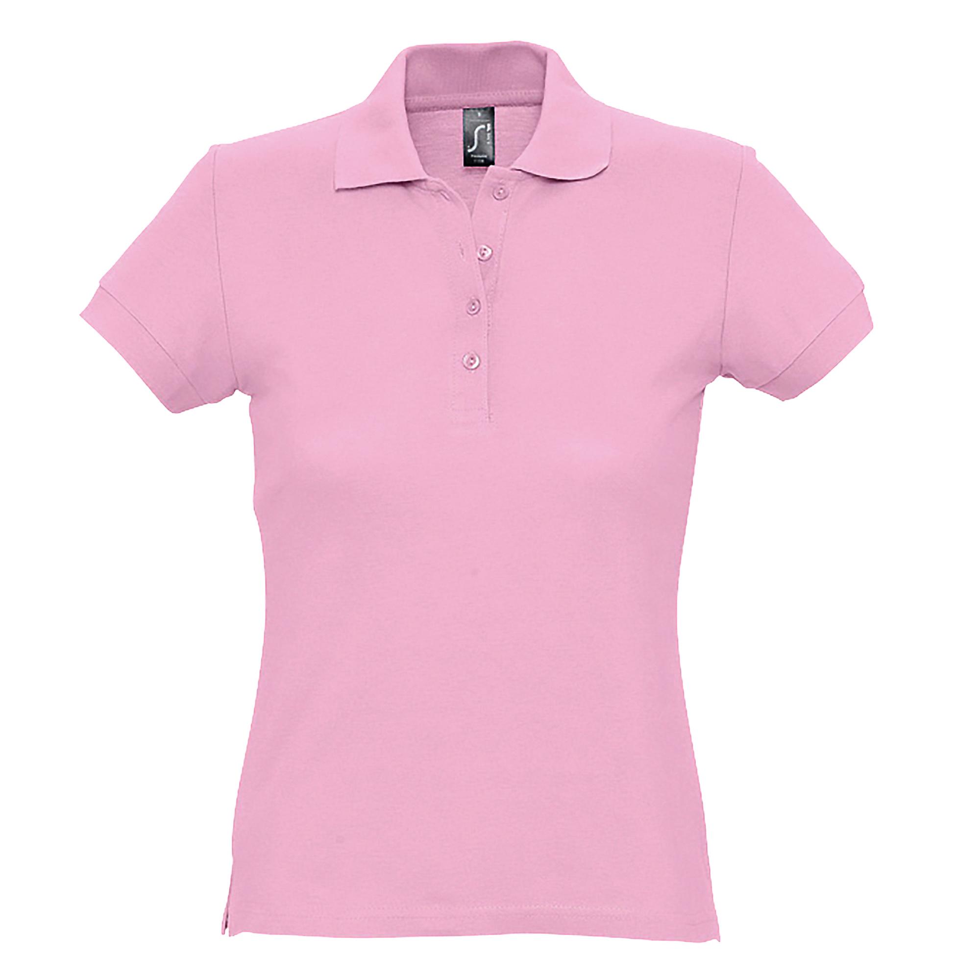 miniature 24 - SOLS Passion - Polo 100% coton à manches courtes - Femme (S-2XL) 16 (PC317)