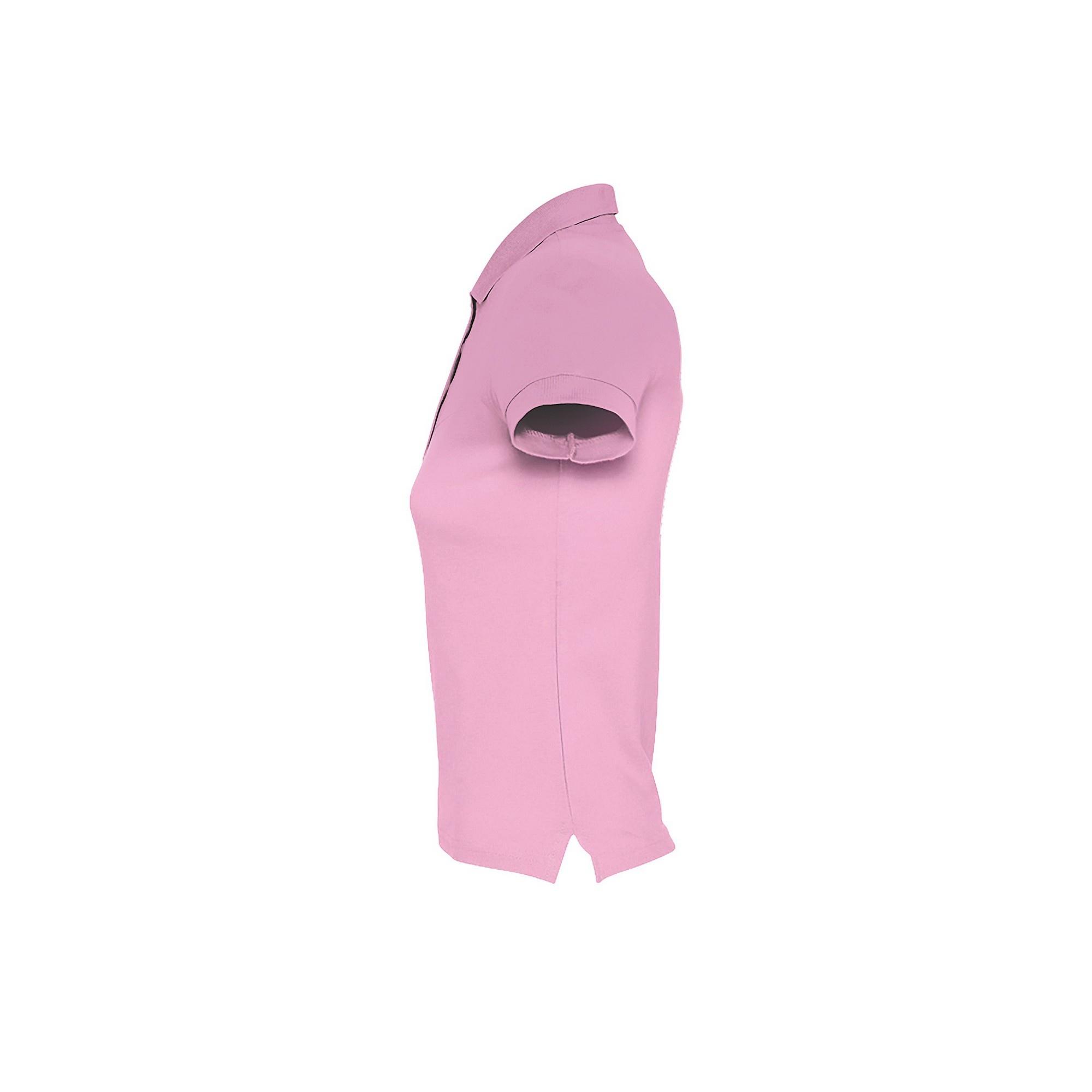 miniature 75 - SOLS Passion - Polo 100% coton à manches courtes - Femme (S-2XL) 16 (PC317)