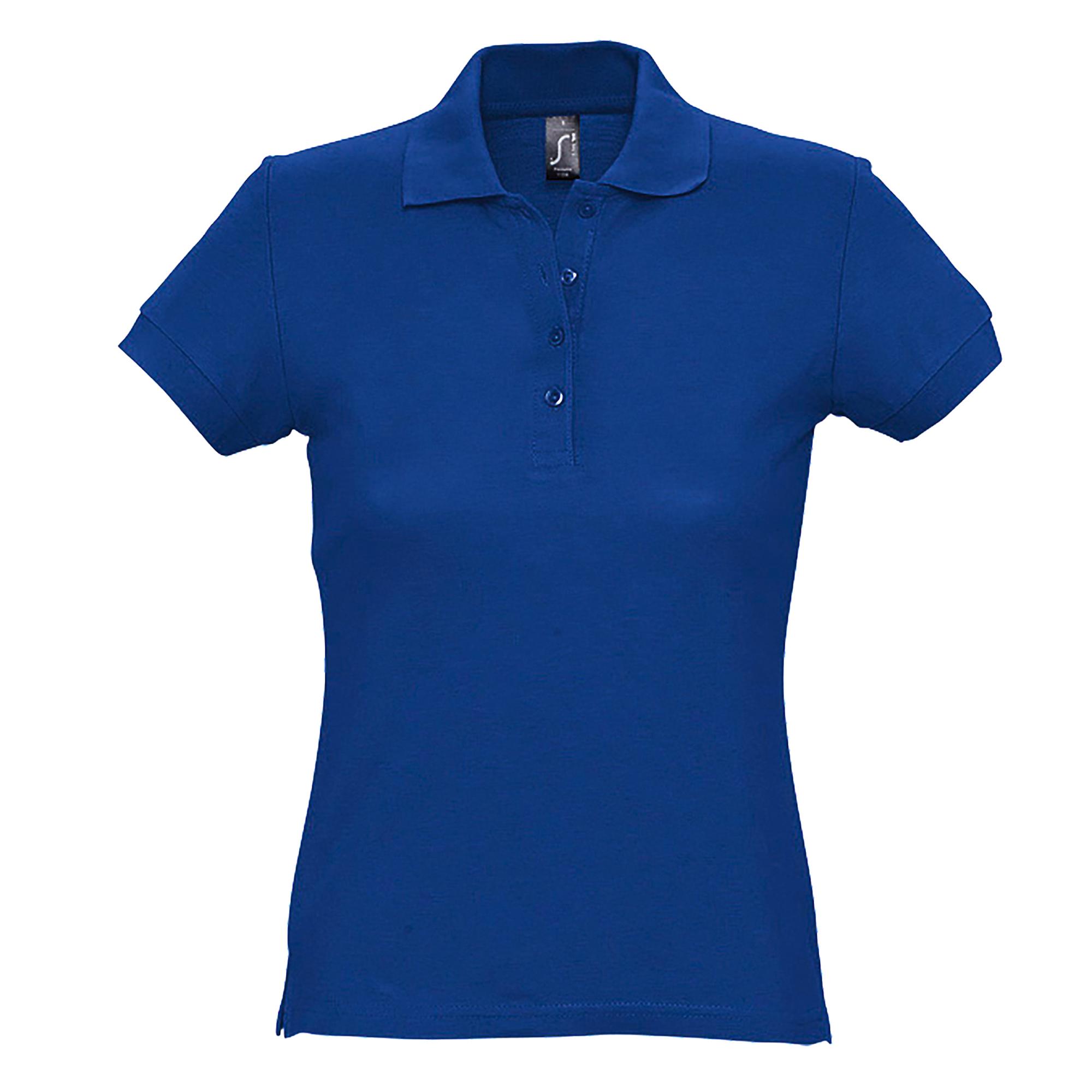 miniature 81 - SOLS Passion - Polo 100% coton à manches courtes - Femme (S-2XL) 16 (PC317)