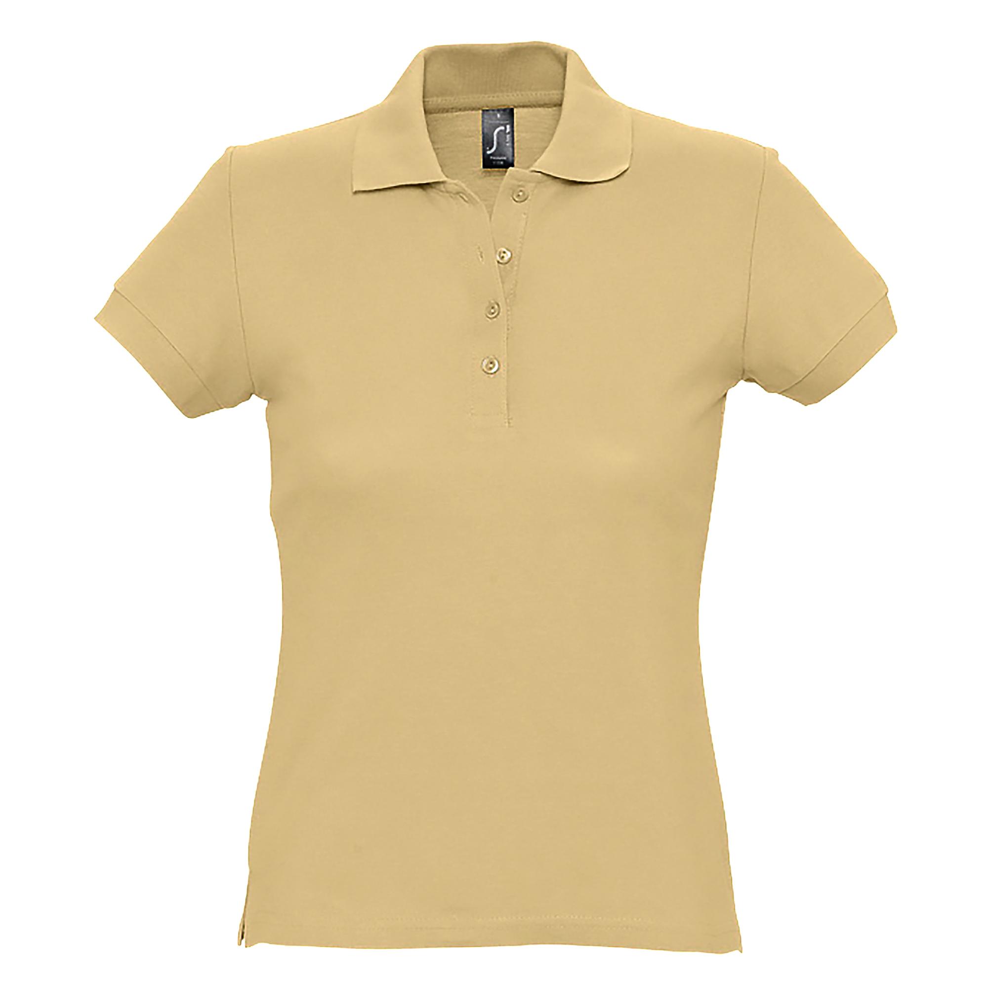 miniature 28 - SOLS Passion - Polo 100% coton à manches courtes - Femme (S-2XL) 16 (PC317)