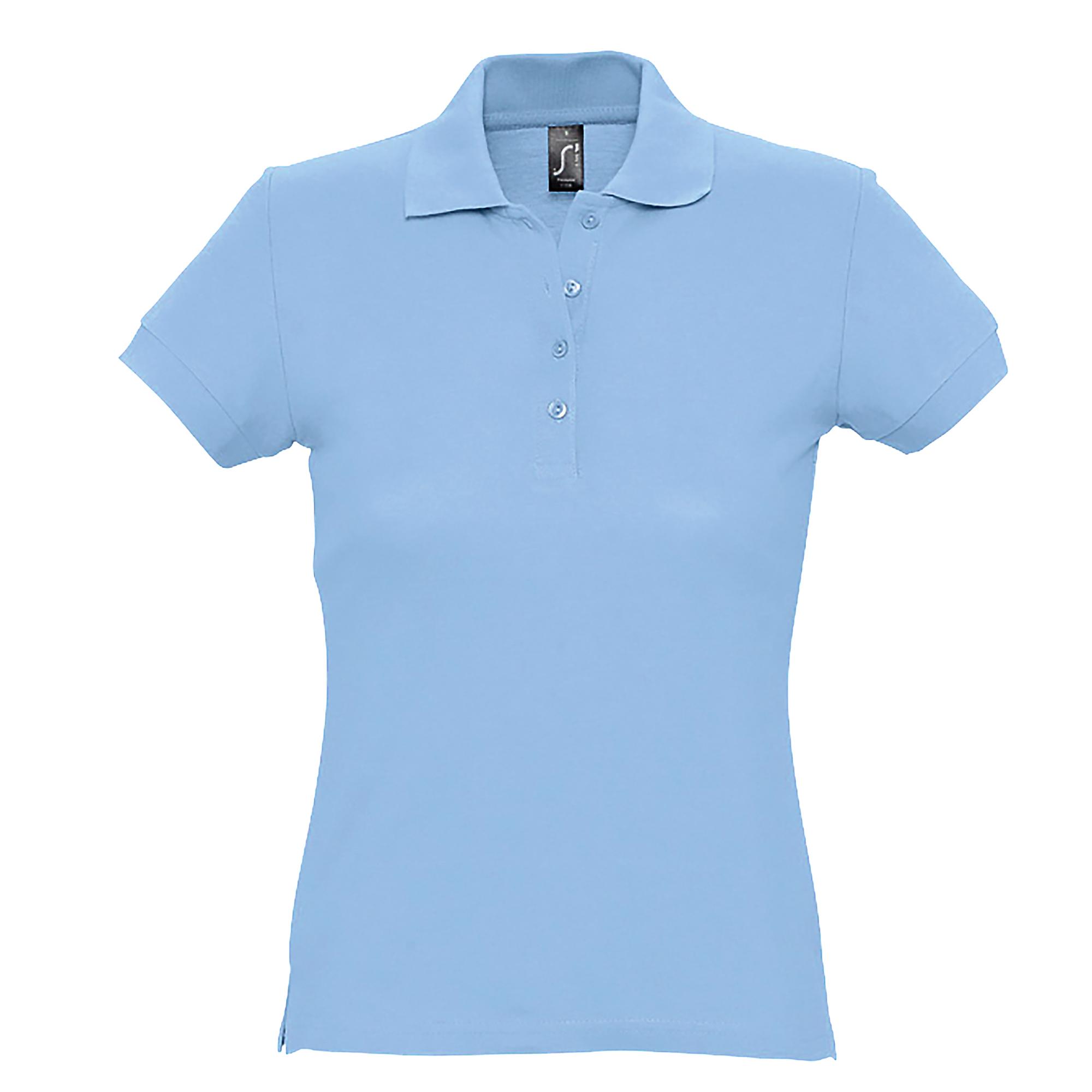 miniature 86 - SOLS Passion - Polo 100% coton à manches courtes - Femme (S-2XL) 16 (PC317)