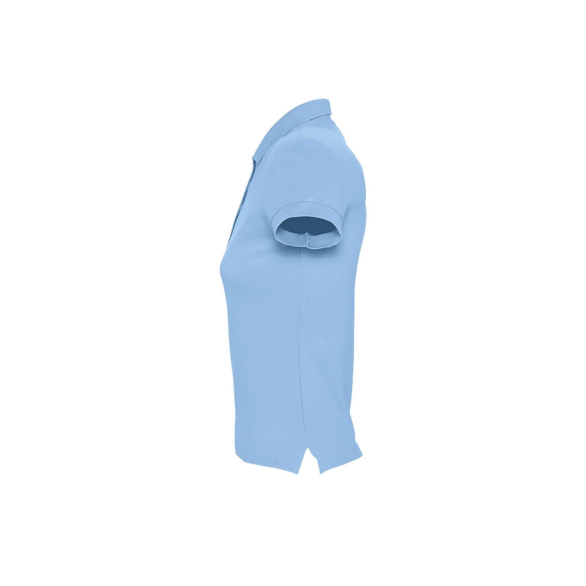 miniature 17 - SOLS Passion - Polo 100% coton à manches courtes - Femme (S-2XL) 16 (PC317)