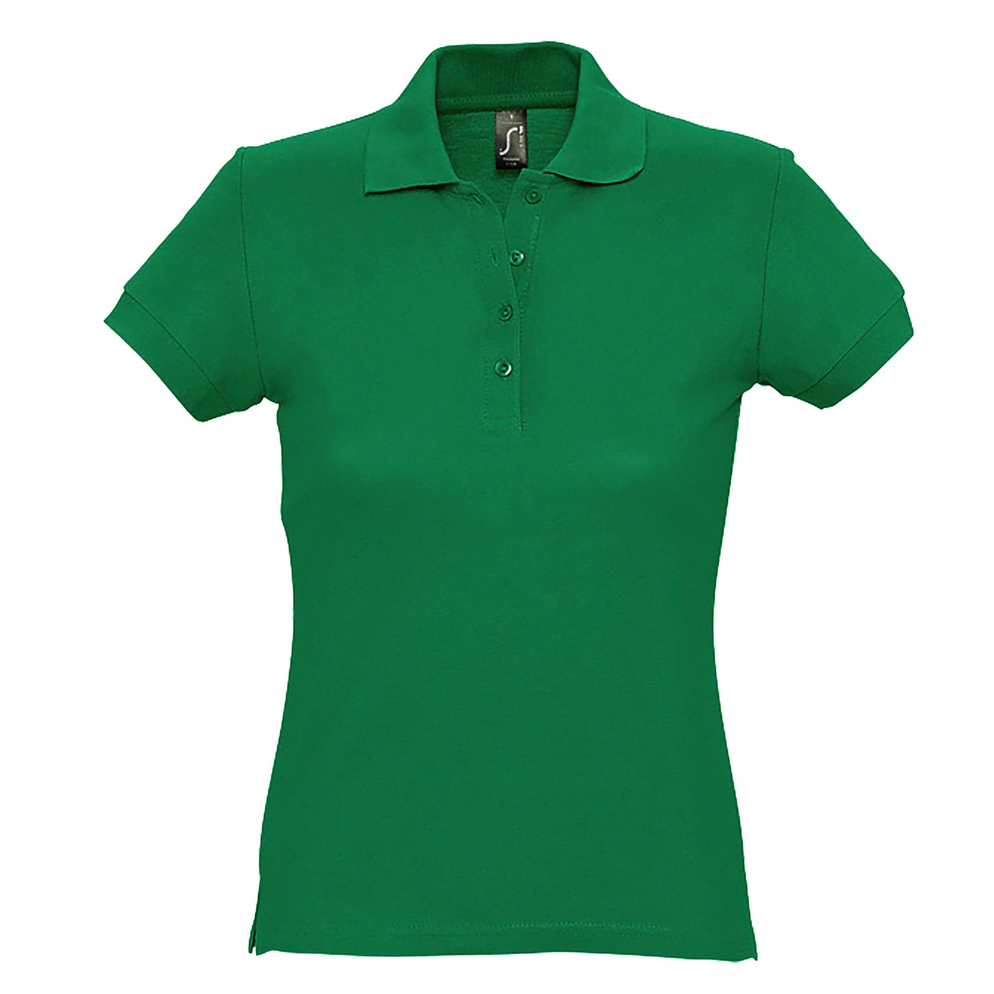 miniature 32 - SOLS Passion - Polo 100% coton à manches courtes - Femme (S-2XL) 16 (PC317)