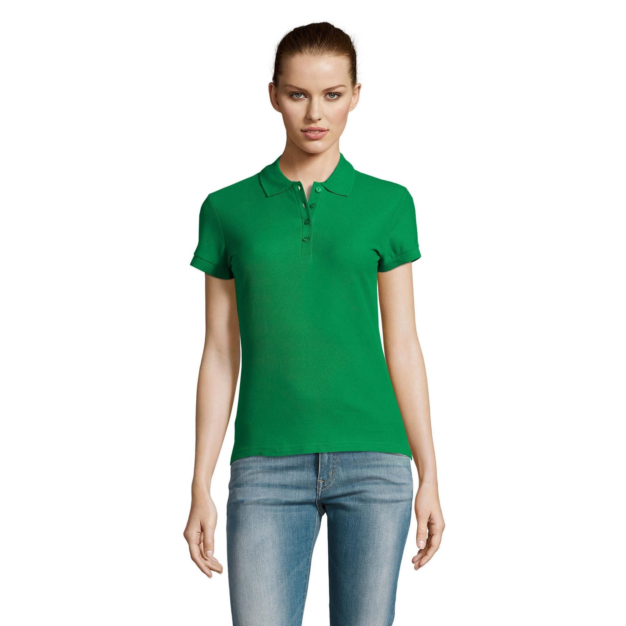 miniature 33 - SOLS Passion - Polo 100% coton à manches courtes - Femme (S-2XL) 16 (PC317)