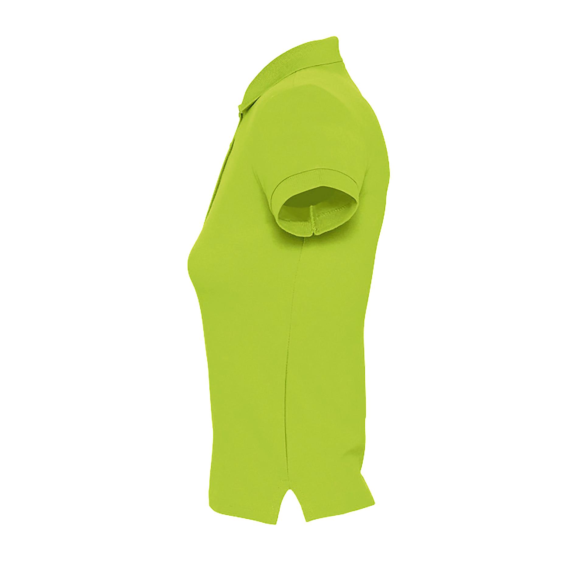 miniature 41 - SOLS-People-Polo-100-coton-a-manches-courtes-Femme-S-2XL-17-PC319