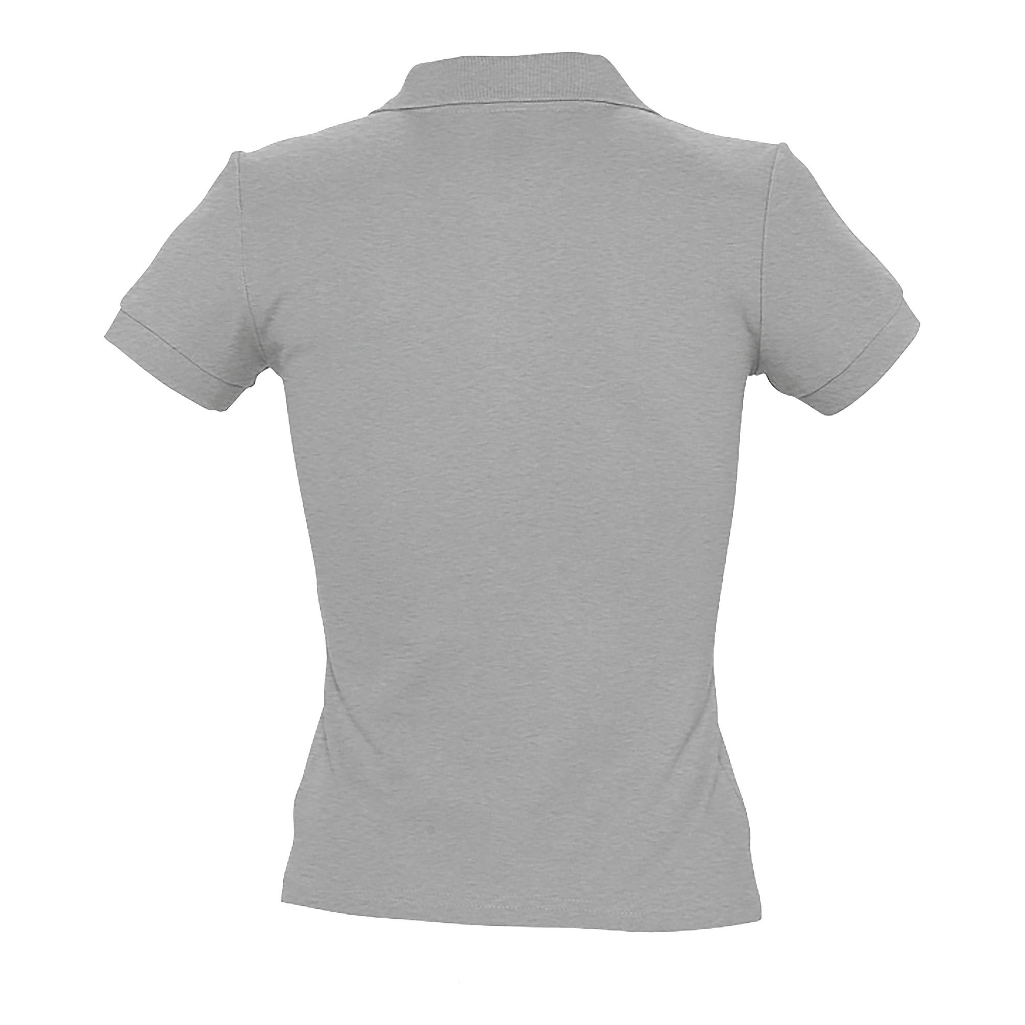 miniature 24 - SOLS-People-Polo-100-coton-a-manches-courtes-Femme-S-2XL-17-PC319