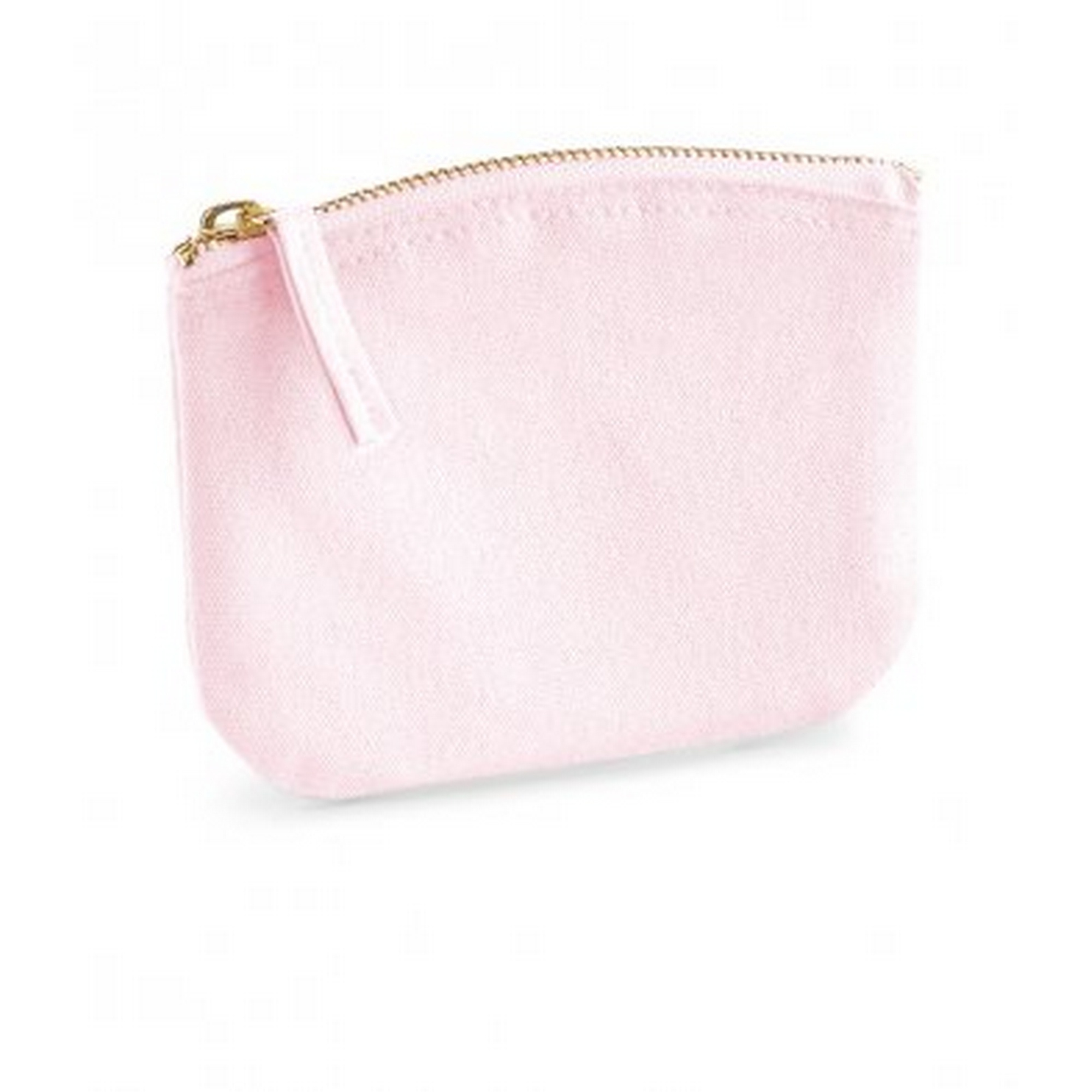 Westford Mill EarthAware Organic Spring Purse (One Size) (Pastel Pink)