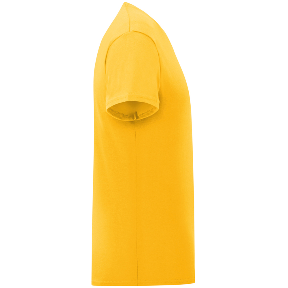 Fruit Of The Loom Mens Iconic T-Shirt (4XL) (Heather Grey)