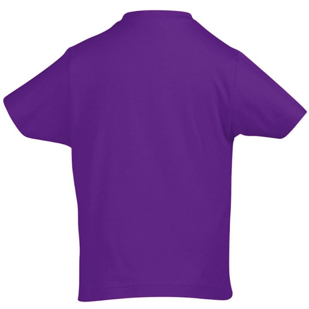 SOLS-Imperial-T-shirt-a-manches-courtes-Enfant-unisexe-PC361
