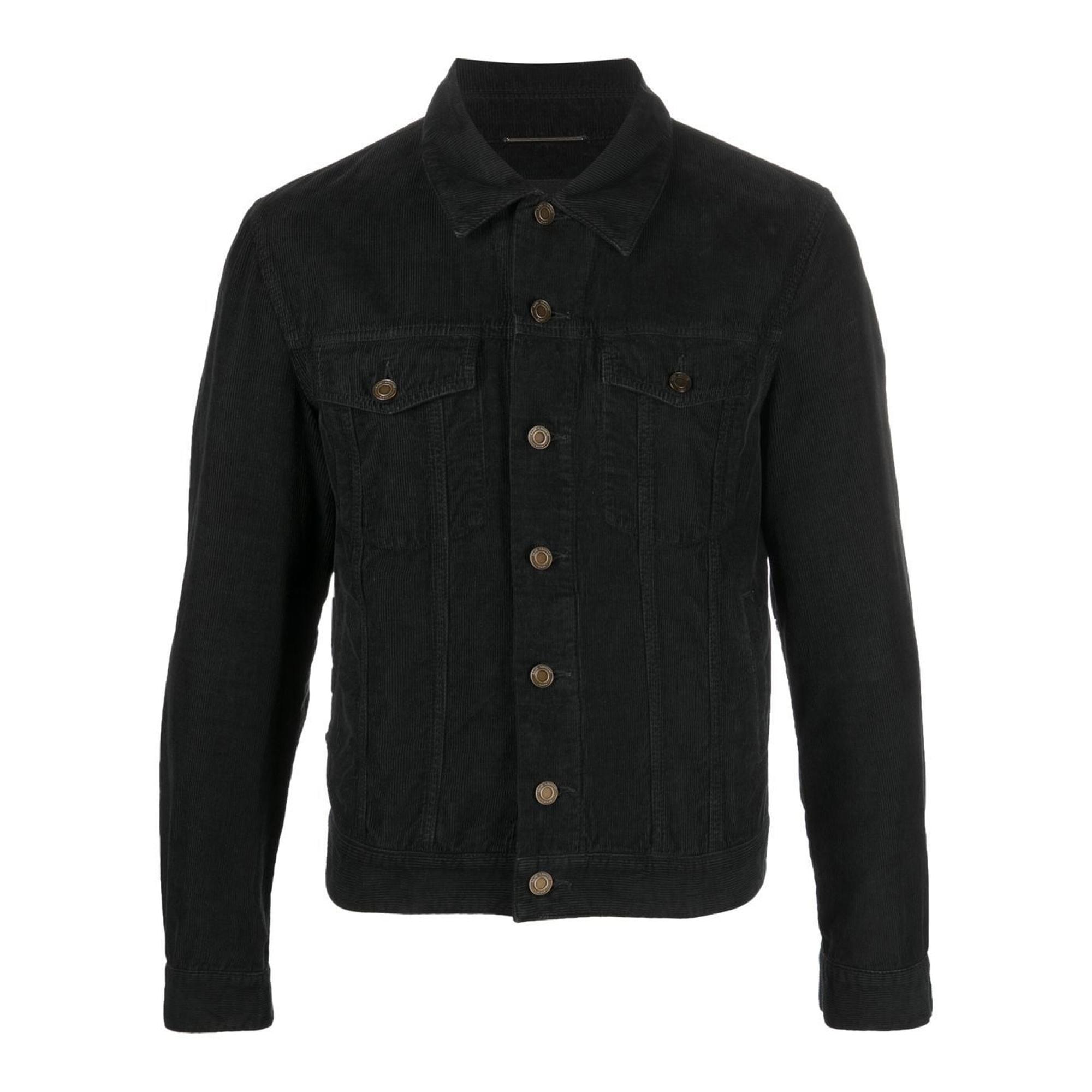 So Denim Mens Noah Denim Jacket (M) (Dark Blue Wash)