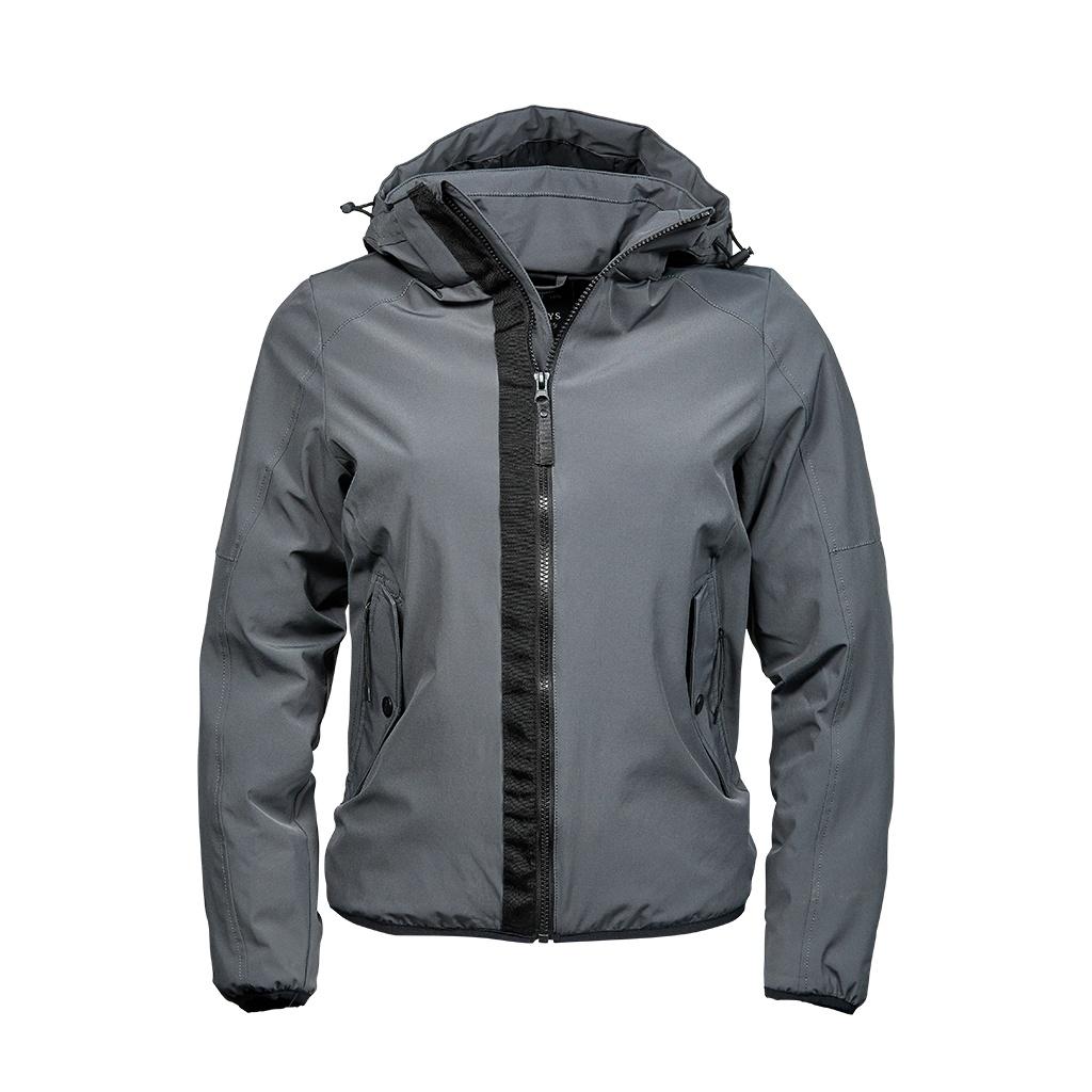 Tee Jays Womens/Ladies Urban Adventure Soft Shell Jacket (XL) (Space Grey)