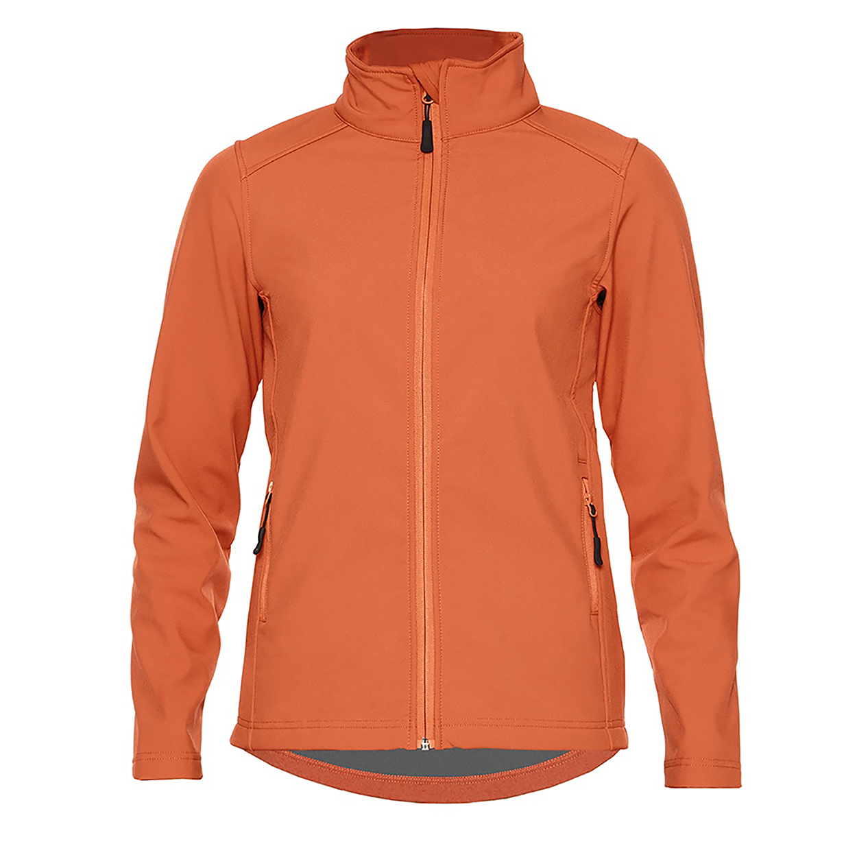 Gildan Womens/Ladies Hammer Soft Shell Jacket (XL) (Orange)