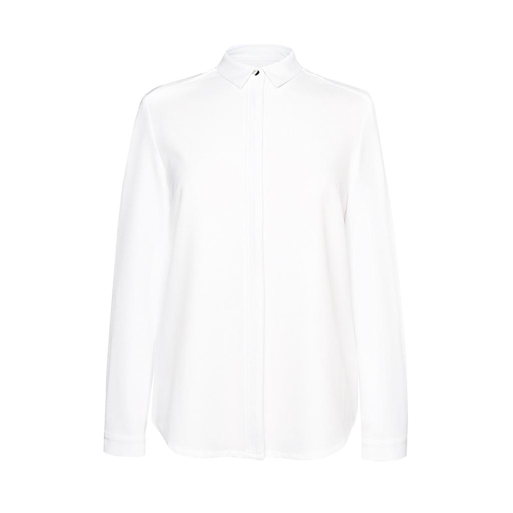 Brook Taverner Womens/Ladies Capri Long Sleeve Blouse (20 UK) (Cream)