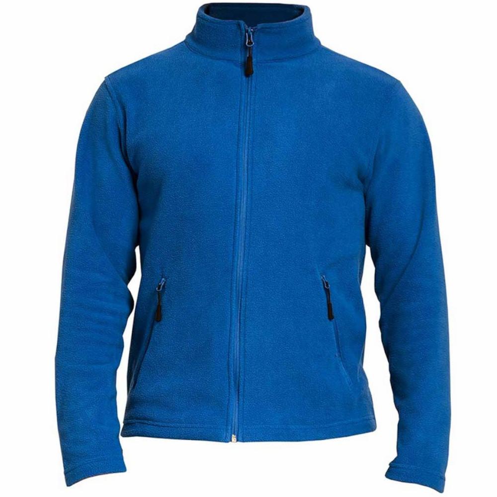 Gildan Mens Hammer Micro Fleece Jacket (4XL) (Royal Blue)
