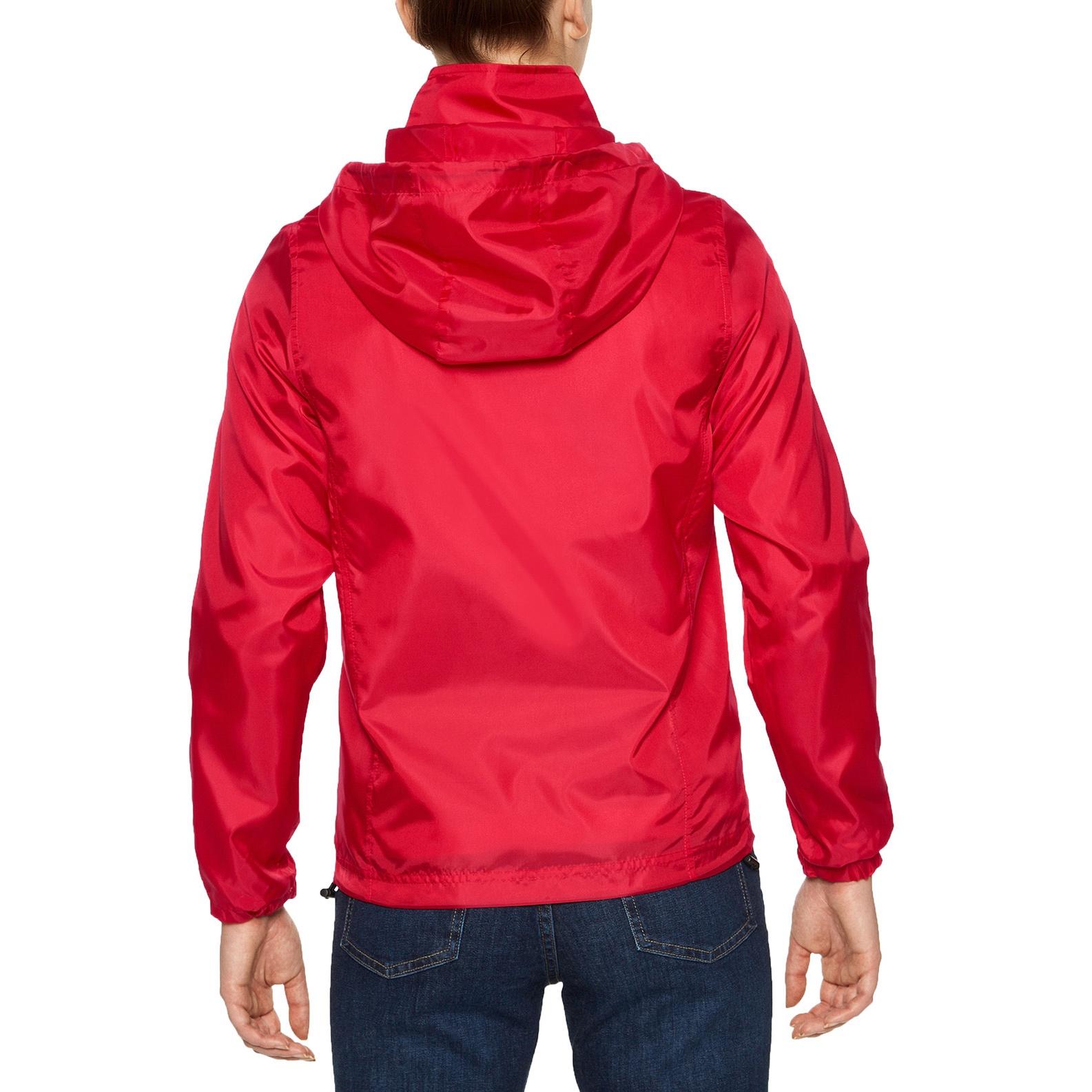Gildan Womens/Ladies Hammer Windwear Jacket (S) (Forest Green)