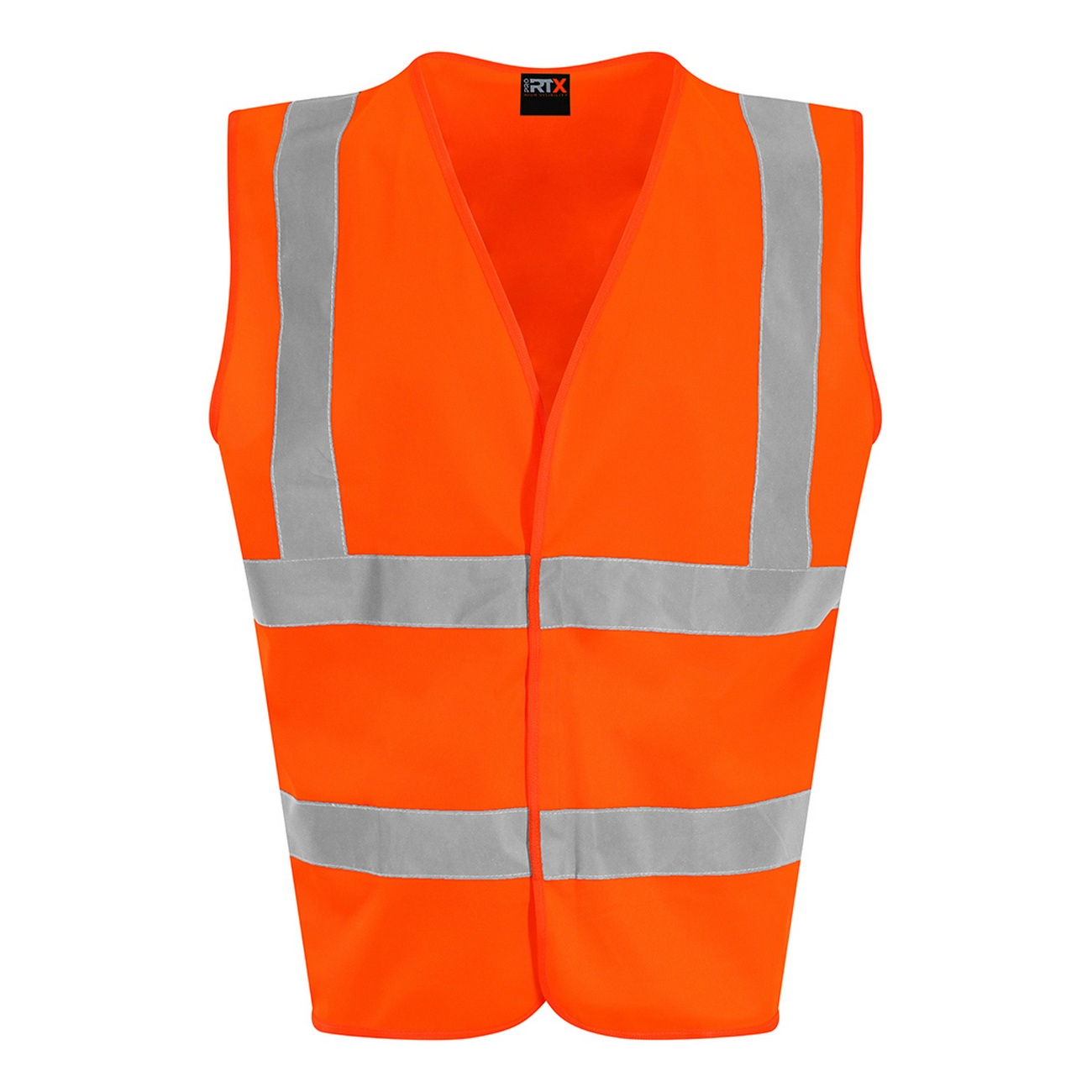 PRO RTX High Visibility Unisex Waistcoat (L) (Orange)