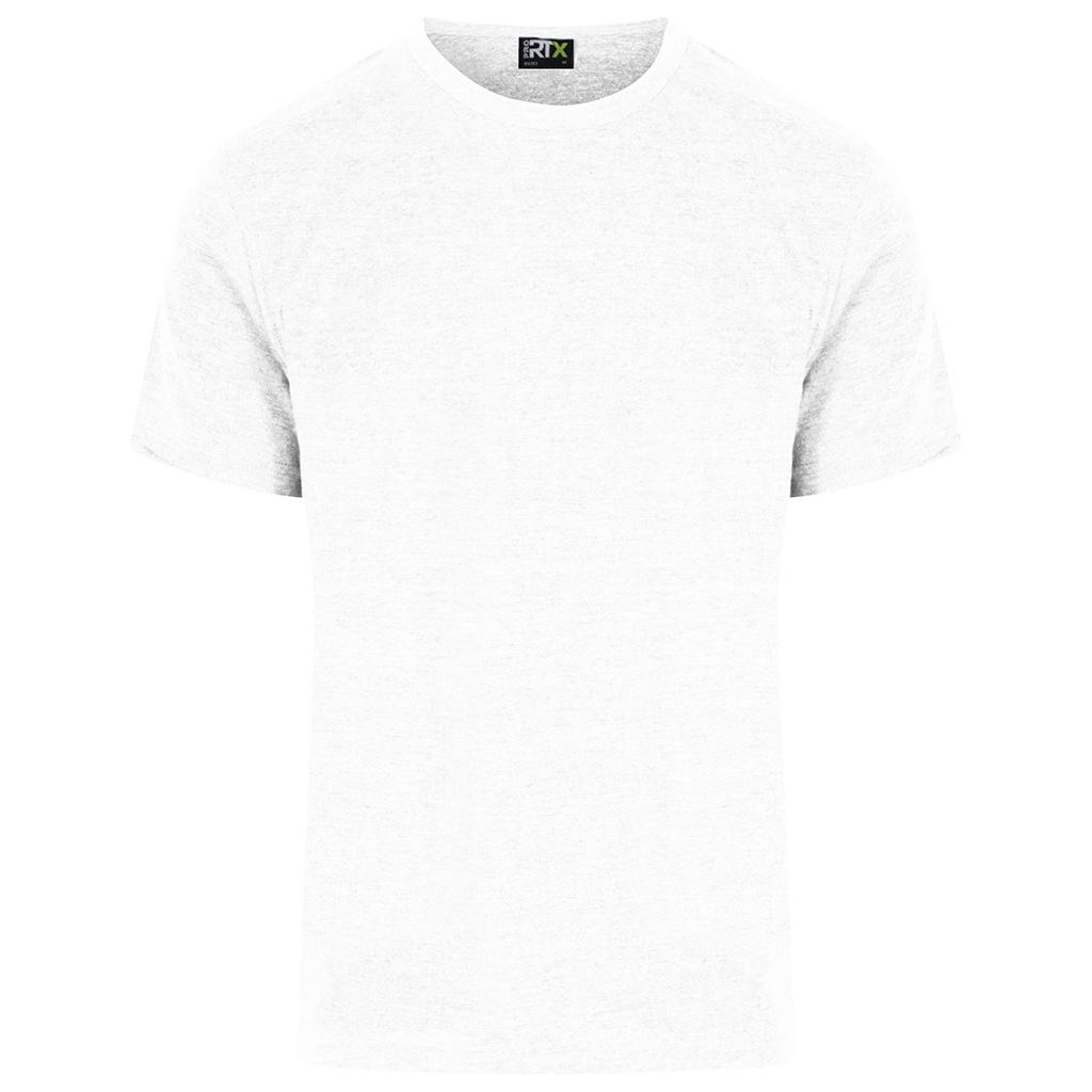 PRO RTX Mens Pro T-Shirt (4XL) (White)