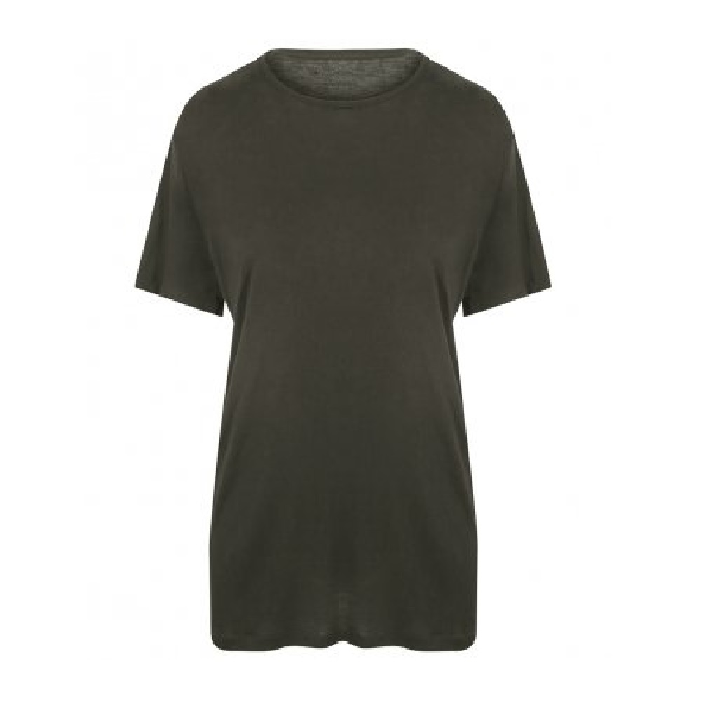 Ecologie Mens Daintree EcoViscose T-Shirt (XL) (Fern Green)