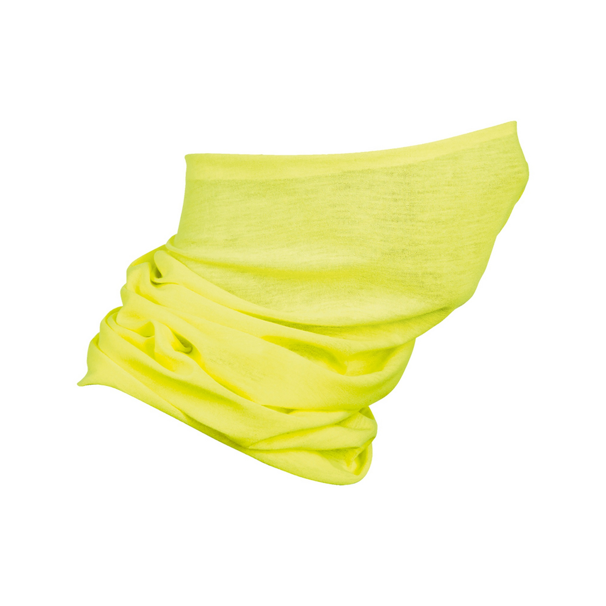SOLS Unisex Adults Bolt Neck Warmer (One Size) (Neon Yellow)