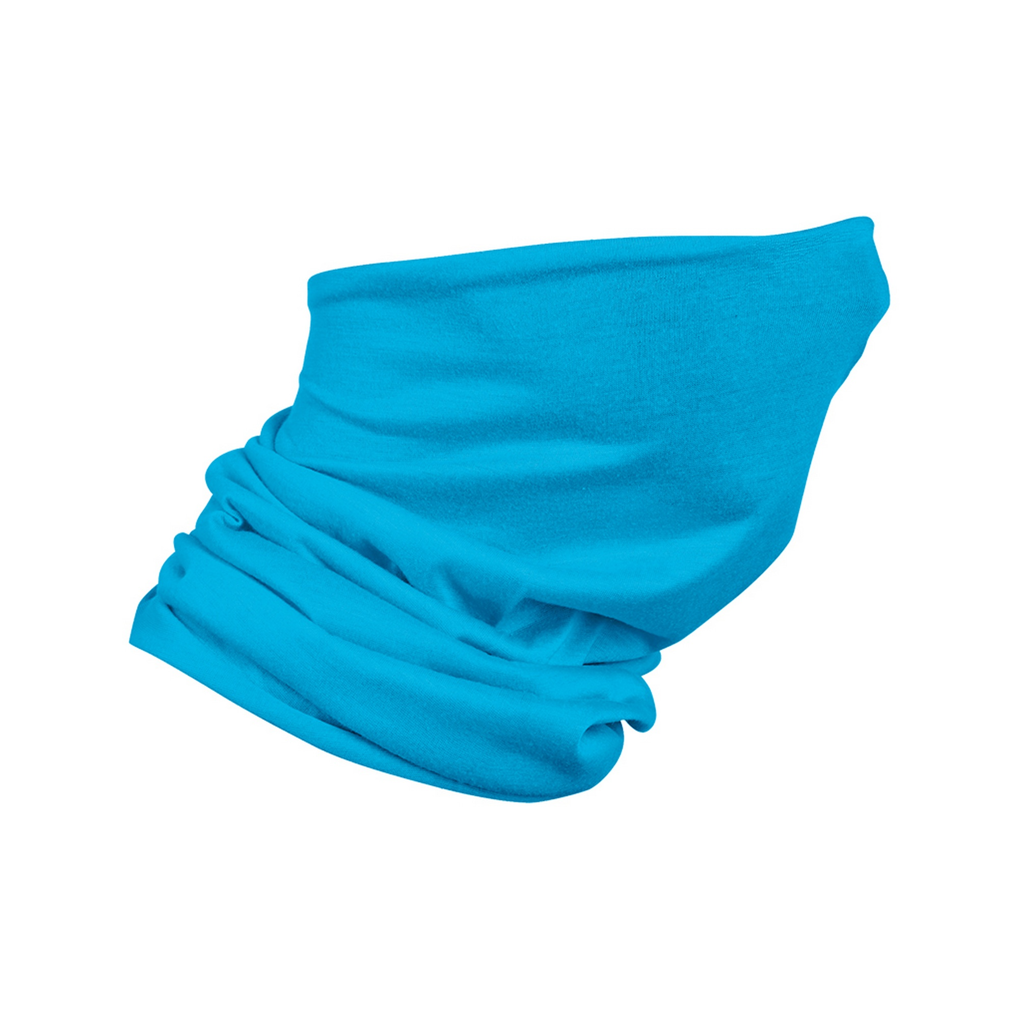 SOLS Unisex Adults Bolt Neck Warmer (One Size) (Aqua)