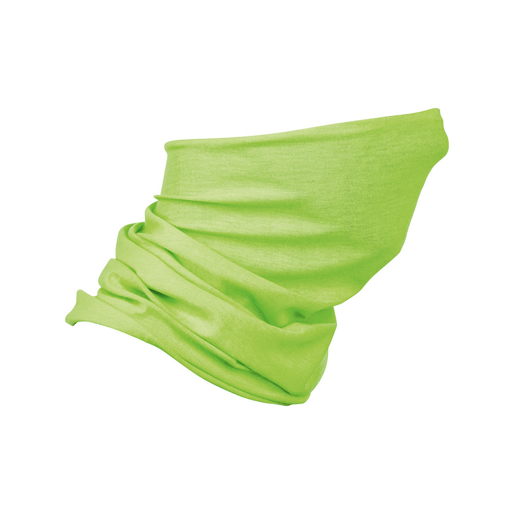 SOLS Unisex Adults Bolt Neck Warmer (One Size) (Apple Green)