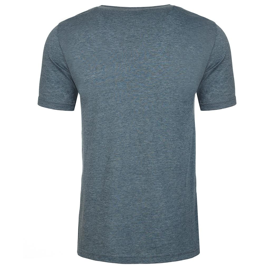 Next Level Mens Short-Sleeved T-Shirt (XS) (Indigo Blue)