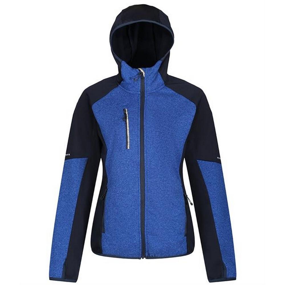 Regatta Womens/Ladies X-Pro Coldspring II Fleece Jacket (14 UK) (Navy/Oxford Blue Marl)