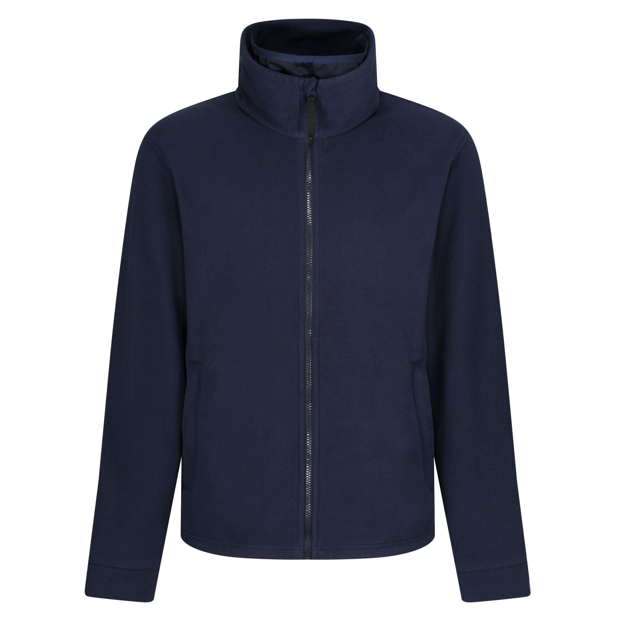 Regatta Mens Pro Cover Up Fleece Jacket (XXL) (Navy)