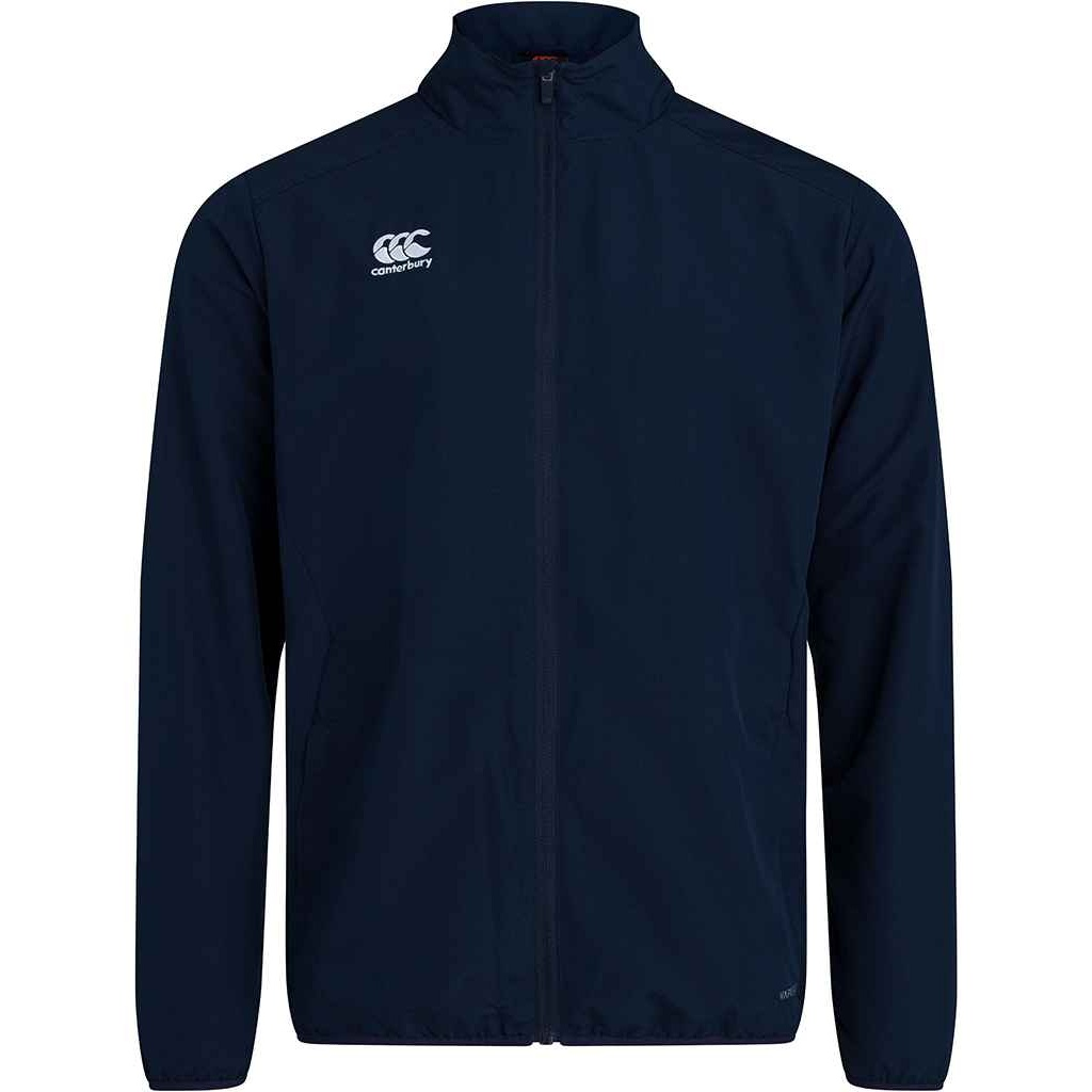 Canterbury Mens Club Track Jacket (S) (Navy)