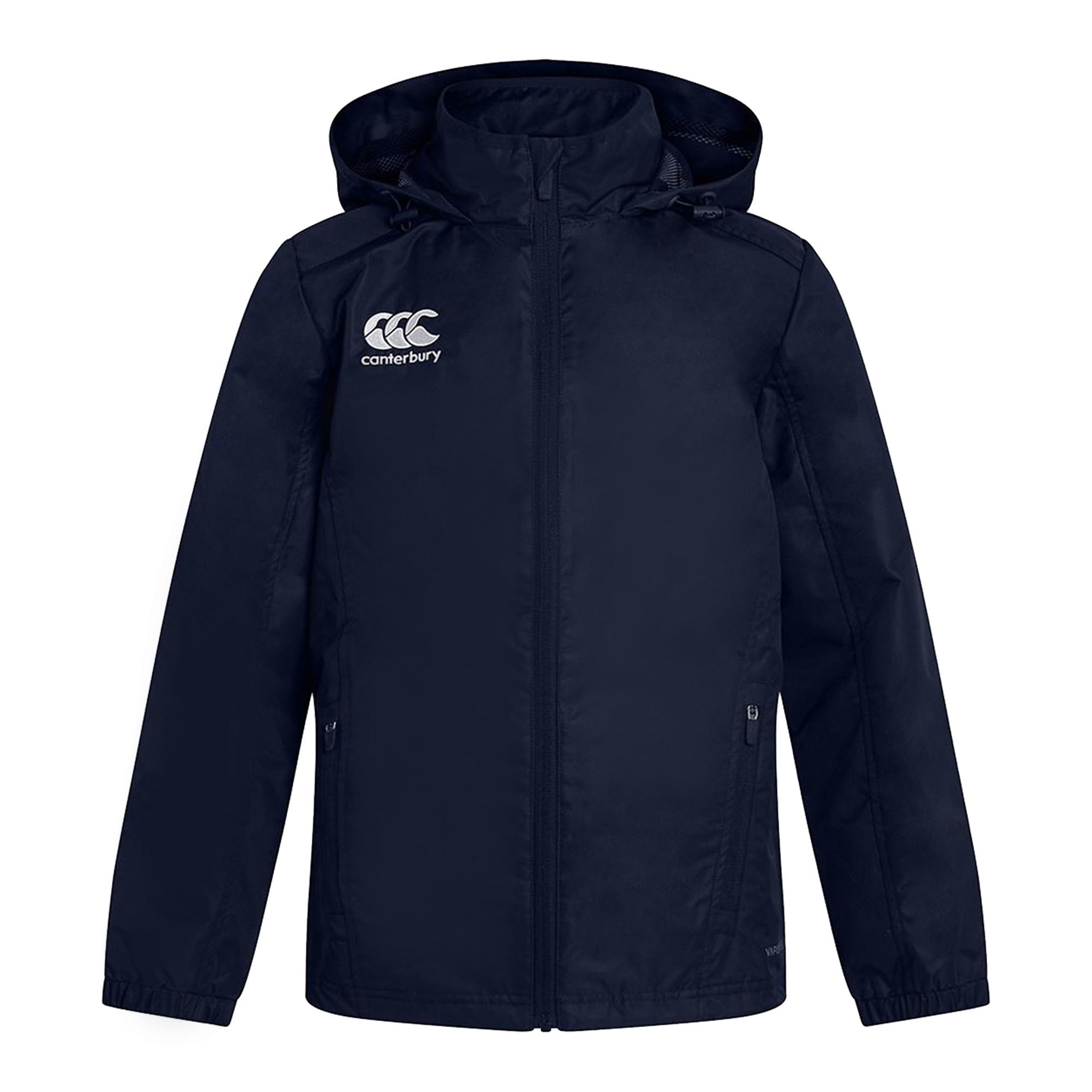 Canterbury Childrens/Kids Club Track Jacket (12 Years) (Black)