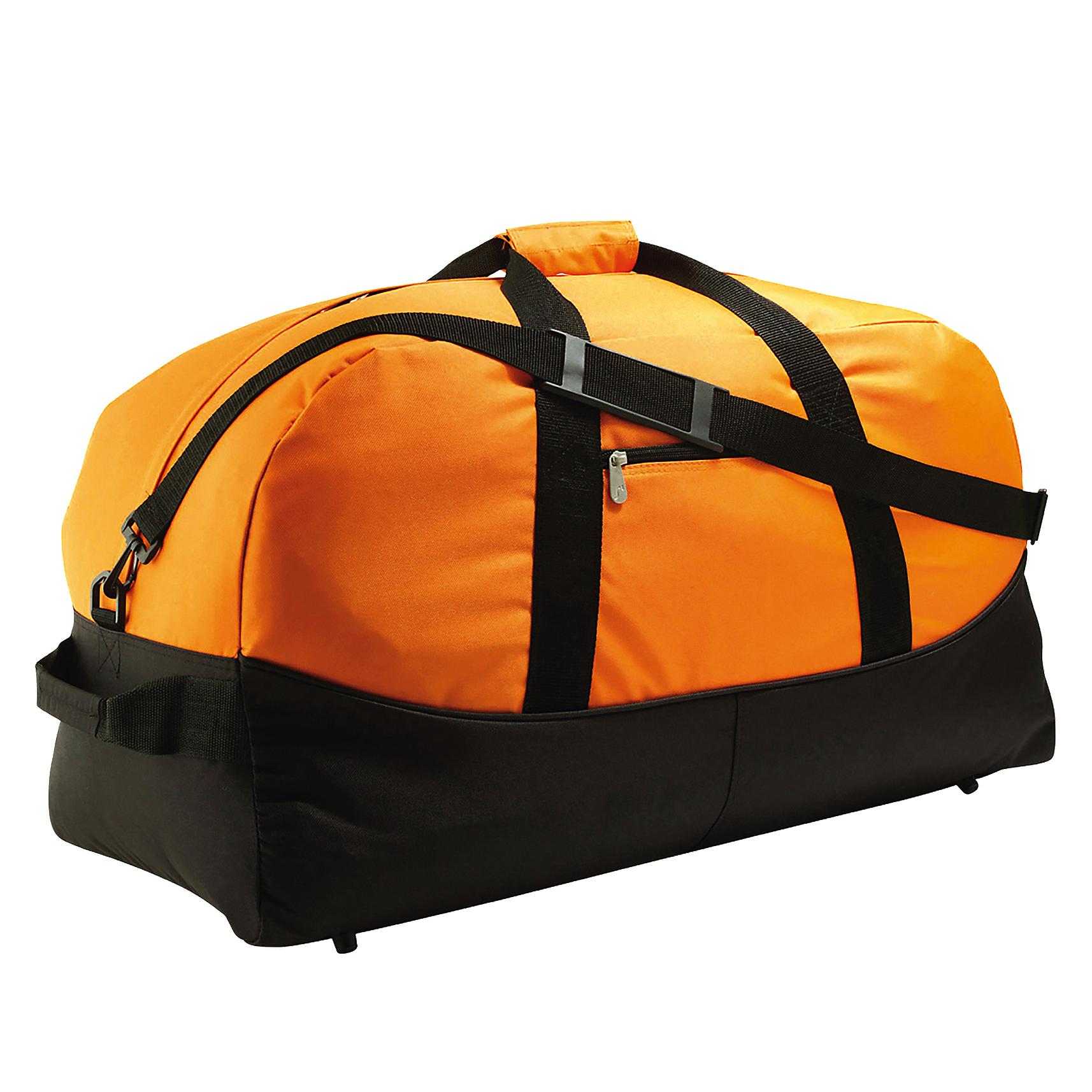 SOLS Stadium 65 Holdall Holiday Bag (ONE) (Orange)