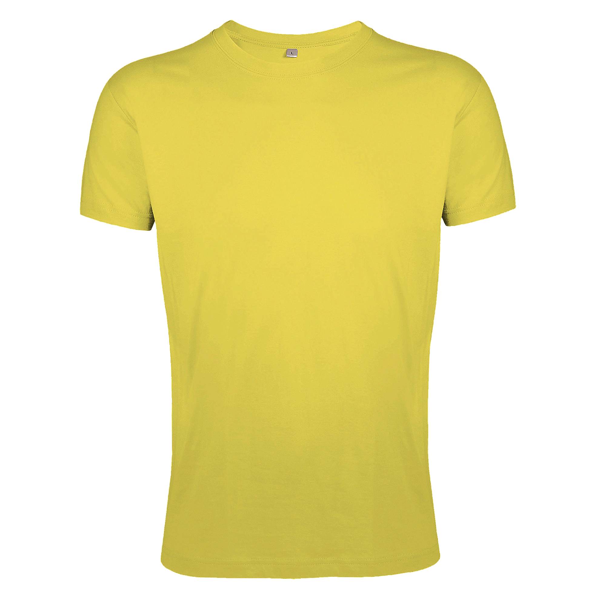 SOLS Mens Regent Slim Fit Short Sleeve T-Shirt (XS) (Honey)