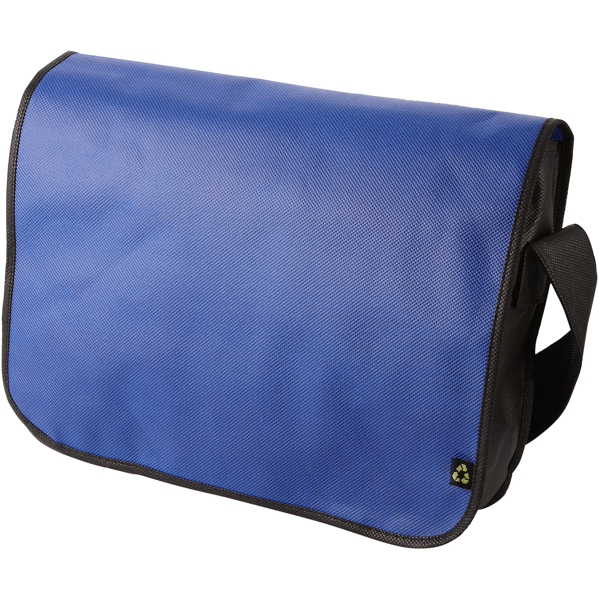 Bullet Mission Non Woven Shoulder Bag (36 x 8 x 30 cm) (Royal Blue)