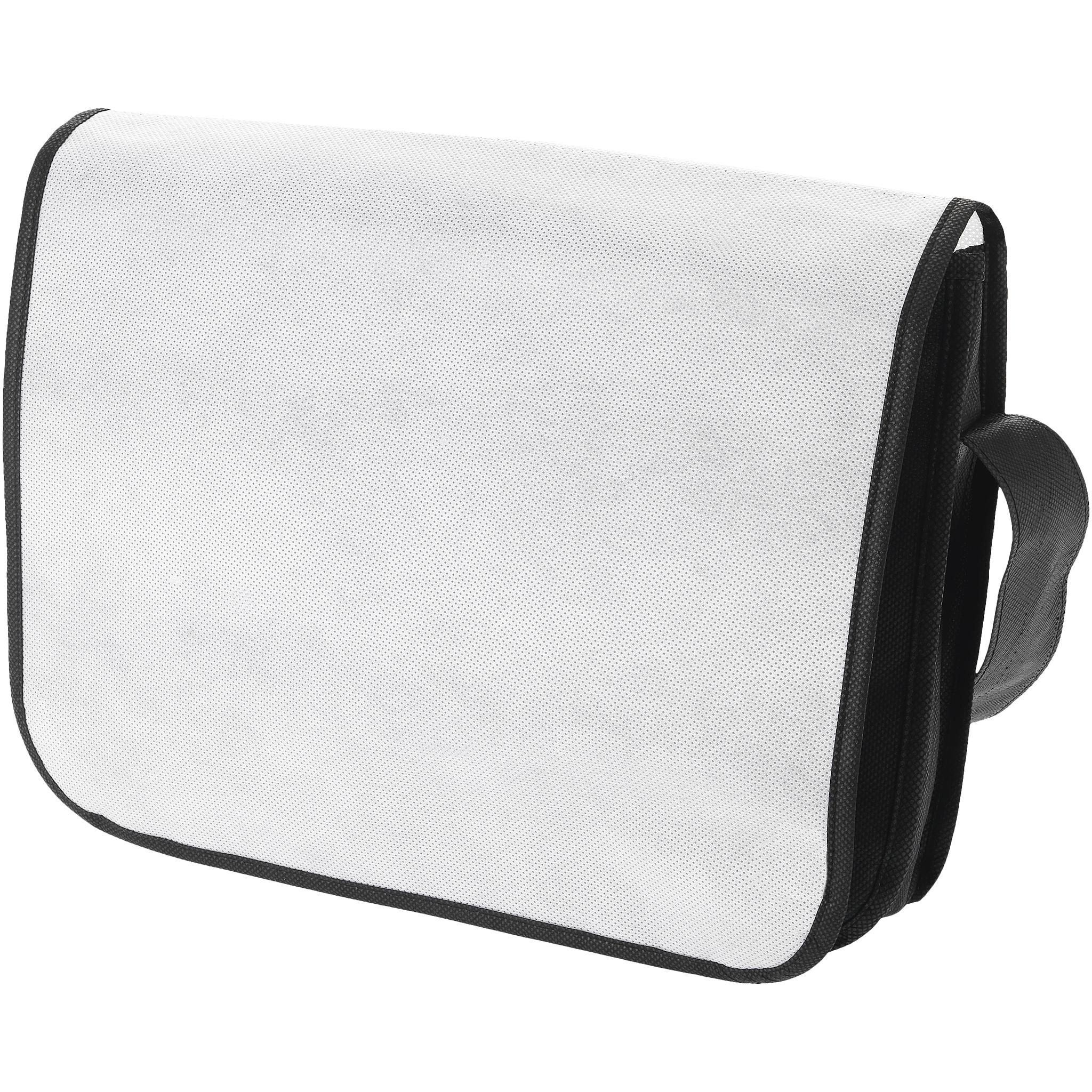 Bullet Mission Non Woven Shoulder Bag (35 x 7 x 28.5 cm) (Lime)