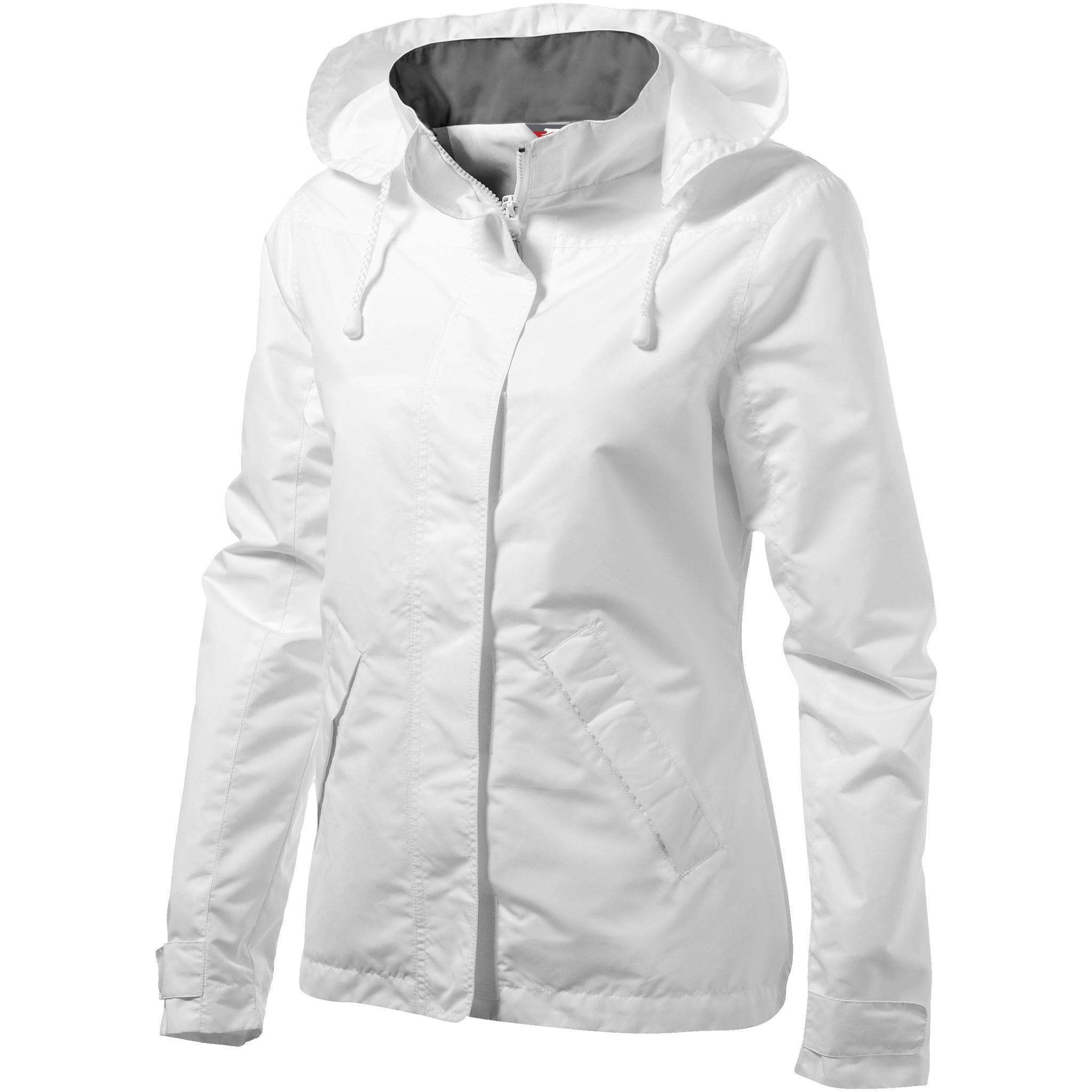Slazenger Womens/Ladies Top Spin Jacket (XL) (Sky Blue)