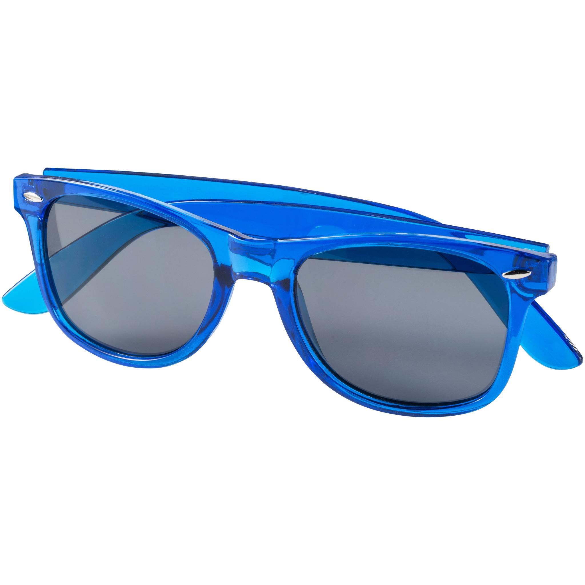 Bullet Sun Ray Crystal Frame Sunglasses PF179