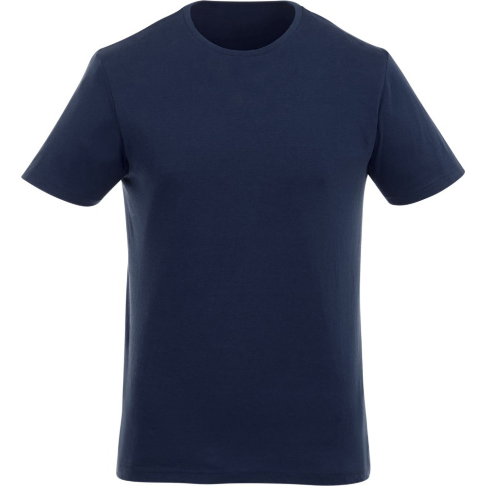 Elevate Mens Finney Short Sleeve T-Shirt (M) (Navy)