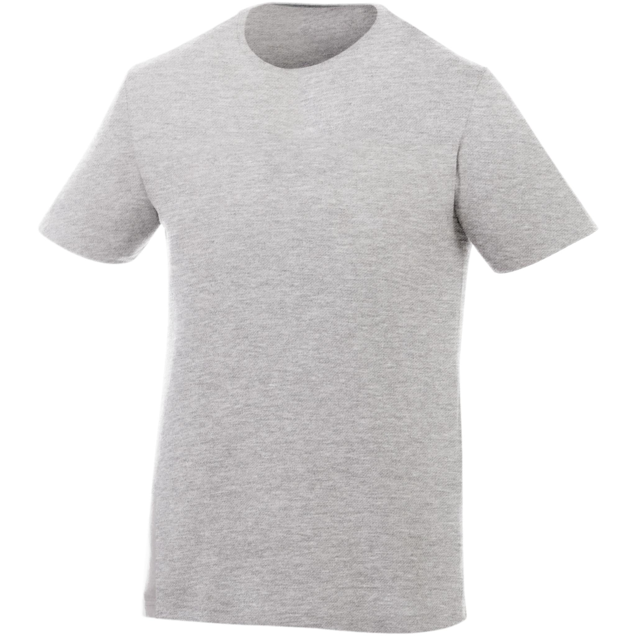 Elevate Mens Finney Short Sleeve T-Shirt (S) (Heather Grey)